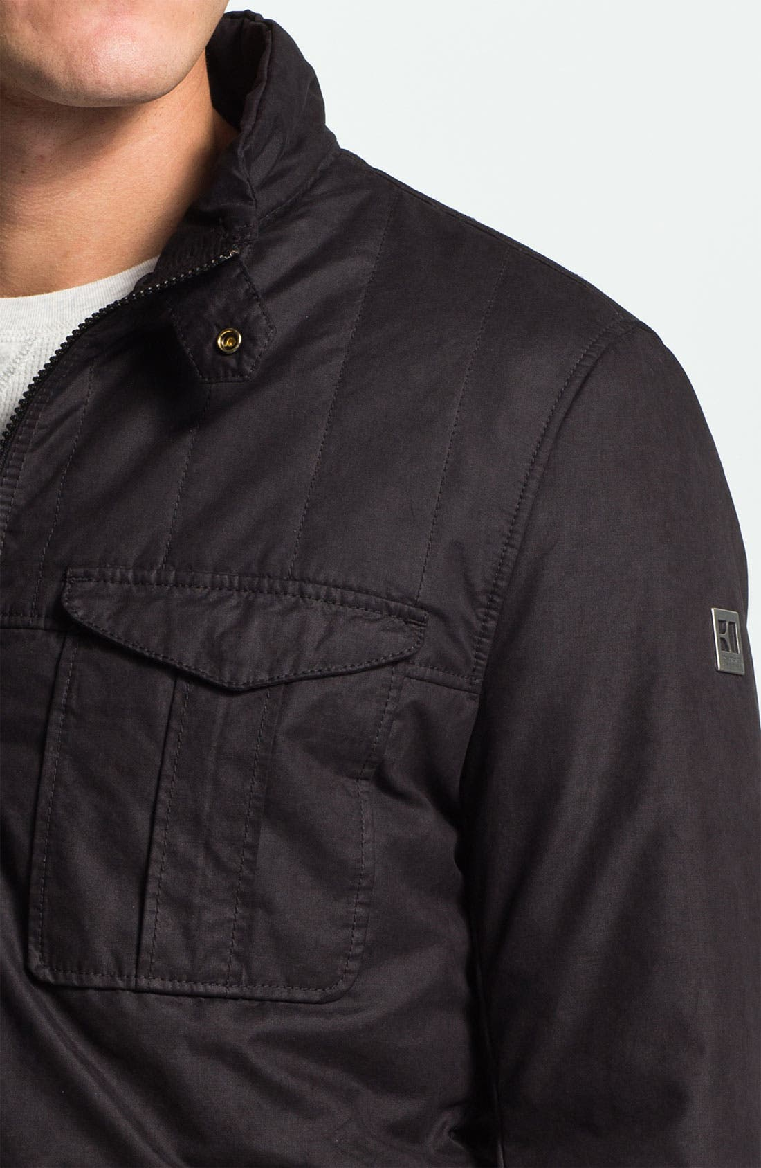BOSS ORANGE,                             'Onso' Jacket,                             Alternate thumbnail 2, color,                             001