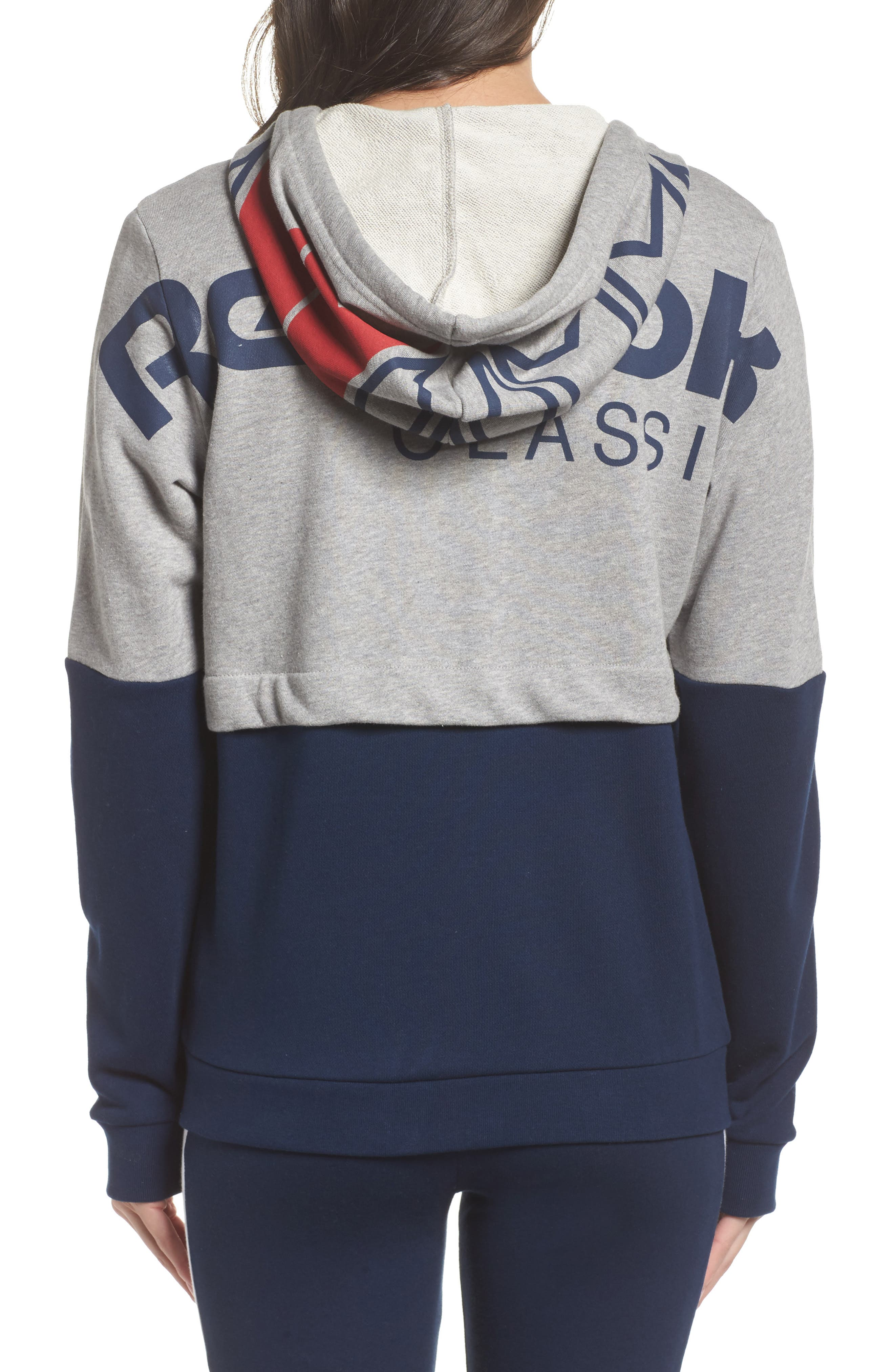 Classics French Terry Zip Hoodie,                             Alternate thumbnail 2, color,                             065