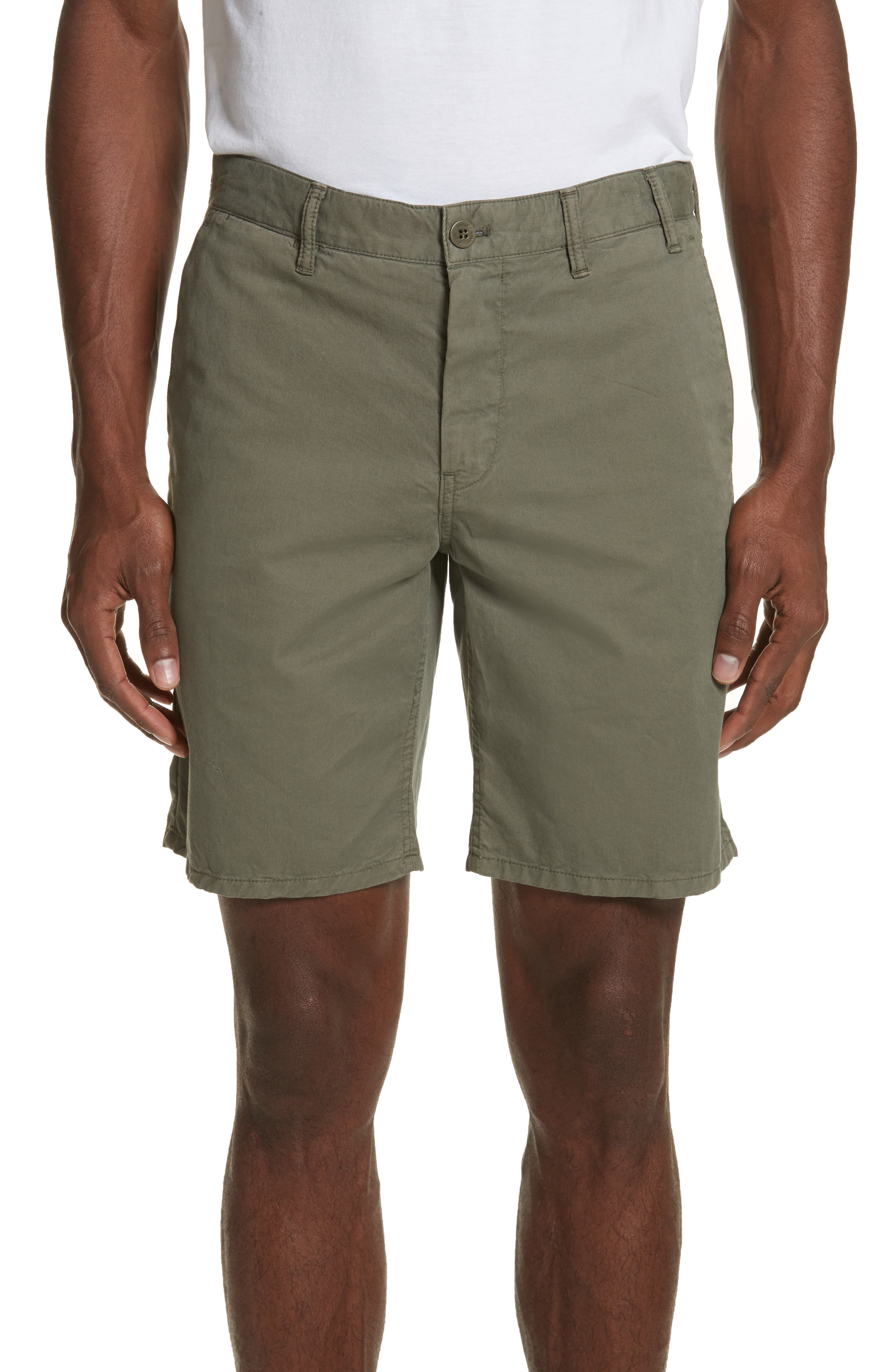 NORSE PROJECTS Aros Twill Shorts, Main, color, 301