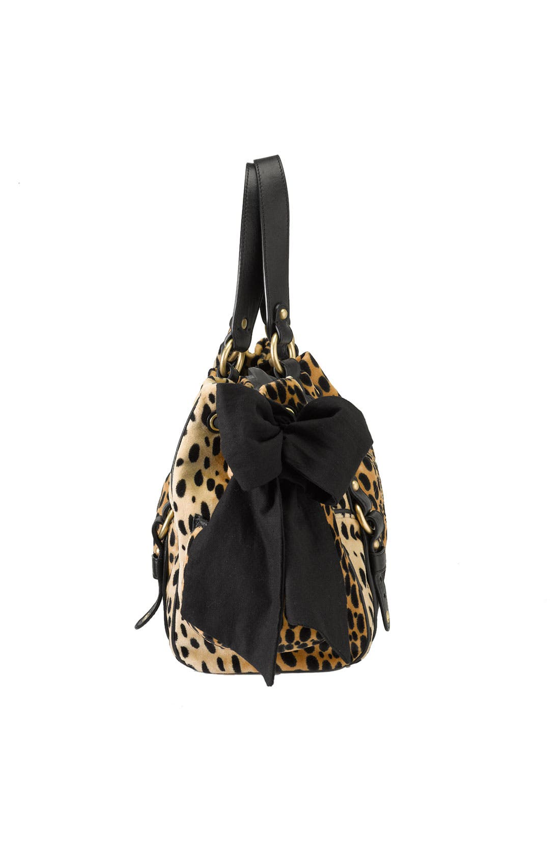 'Cheetah Print - Daydreamer' Tote,                             Alternate thumbnail 3, color,                             013