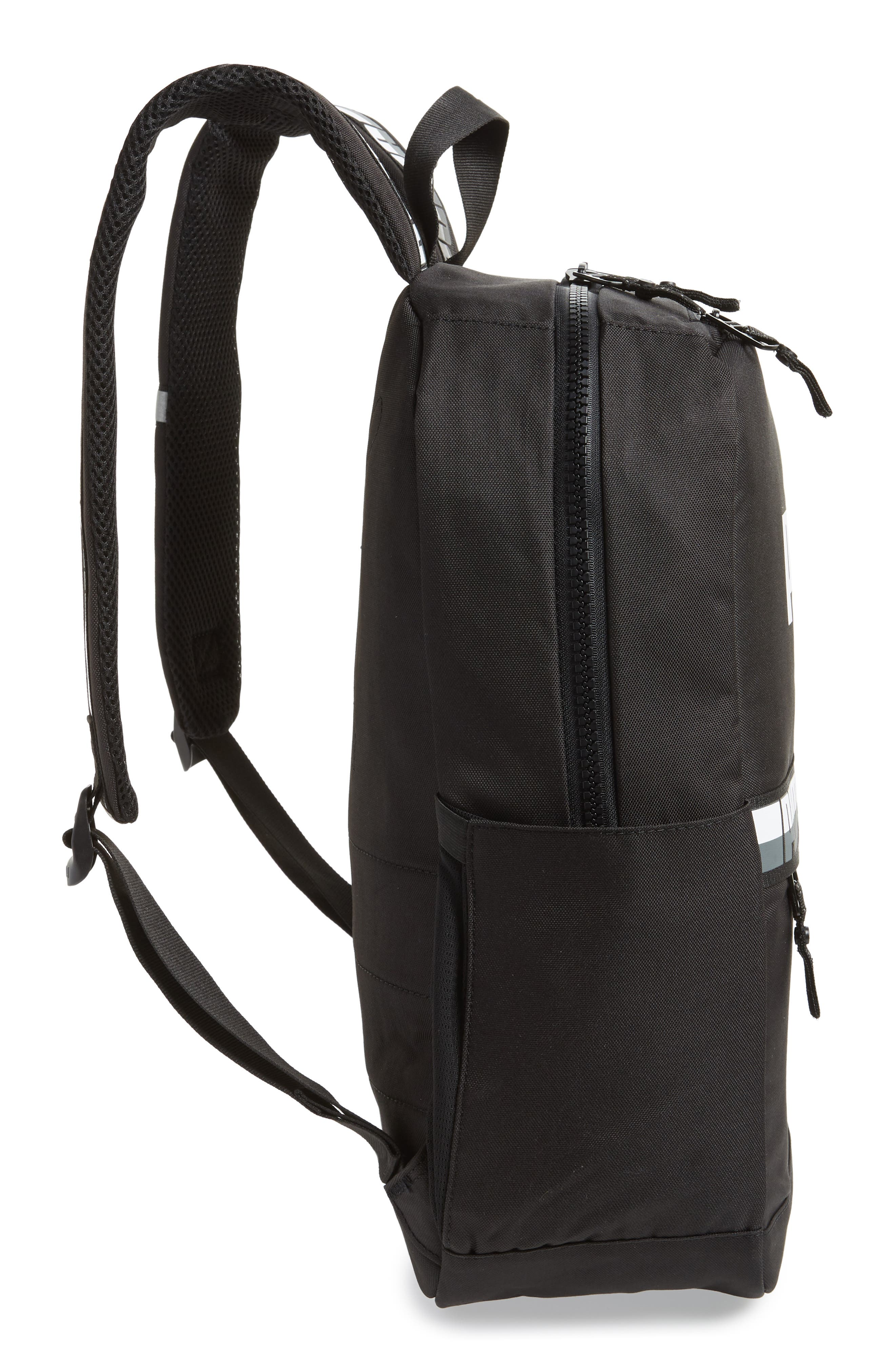 Speedway Backpack,                             Alternate thumbnail 5, color,                             BLACK