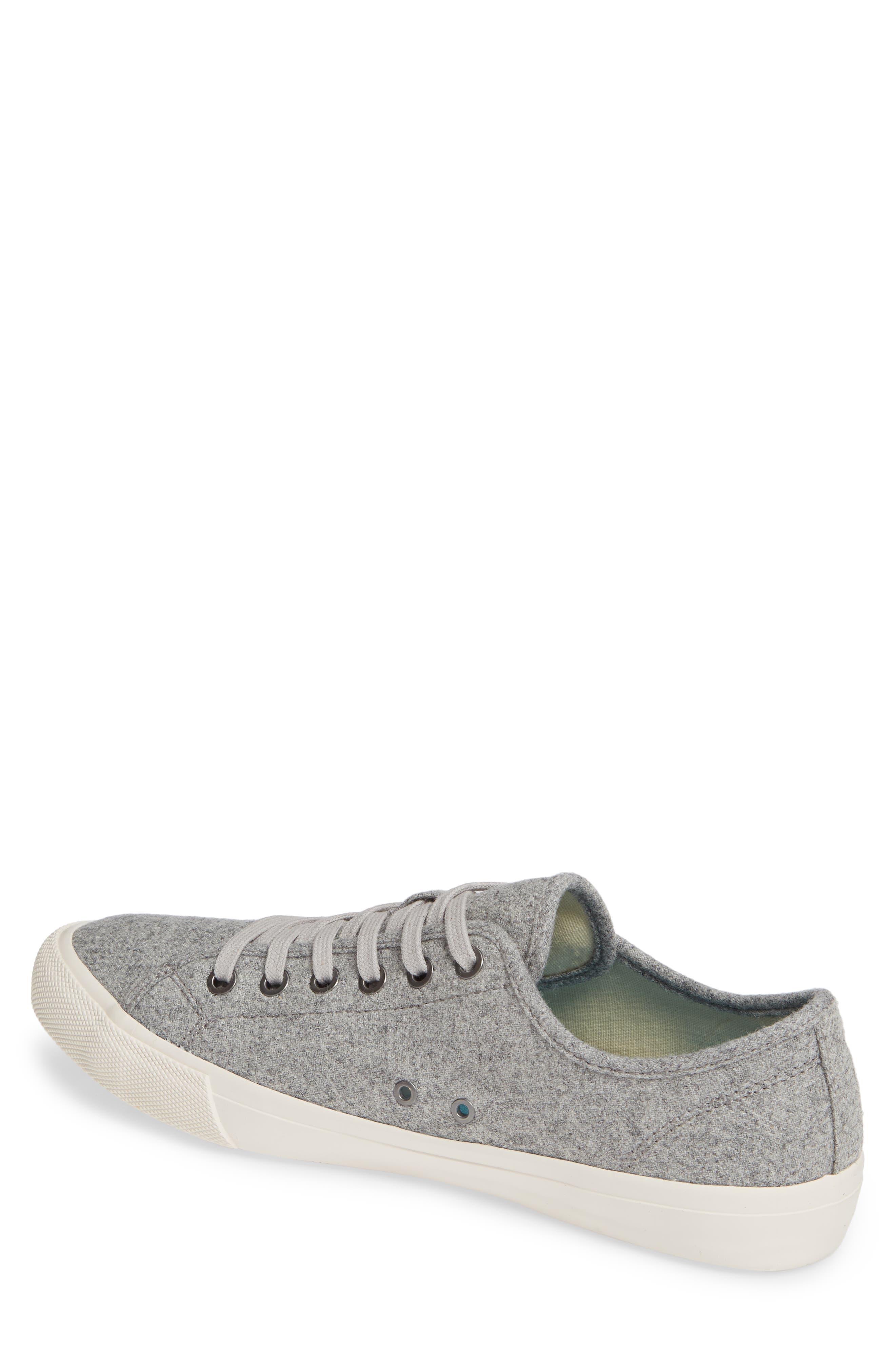 Monterey Grayers Sneaker,                             Alternate thumbnail 2, color,                             LIGHT GREY WOOL