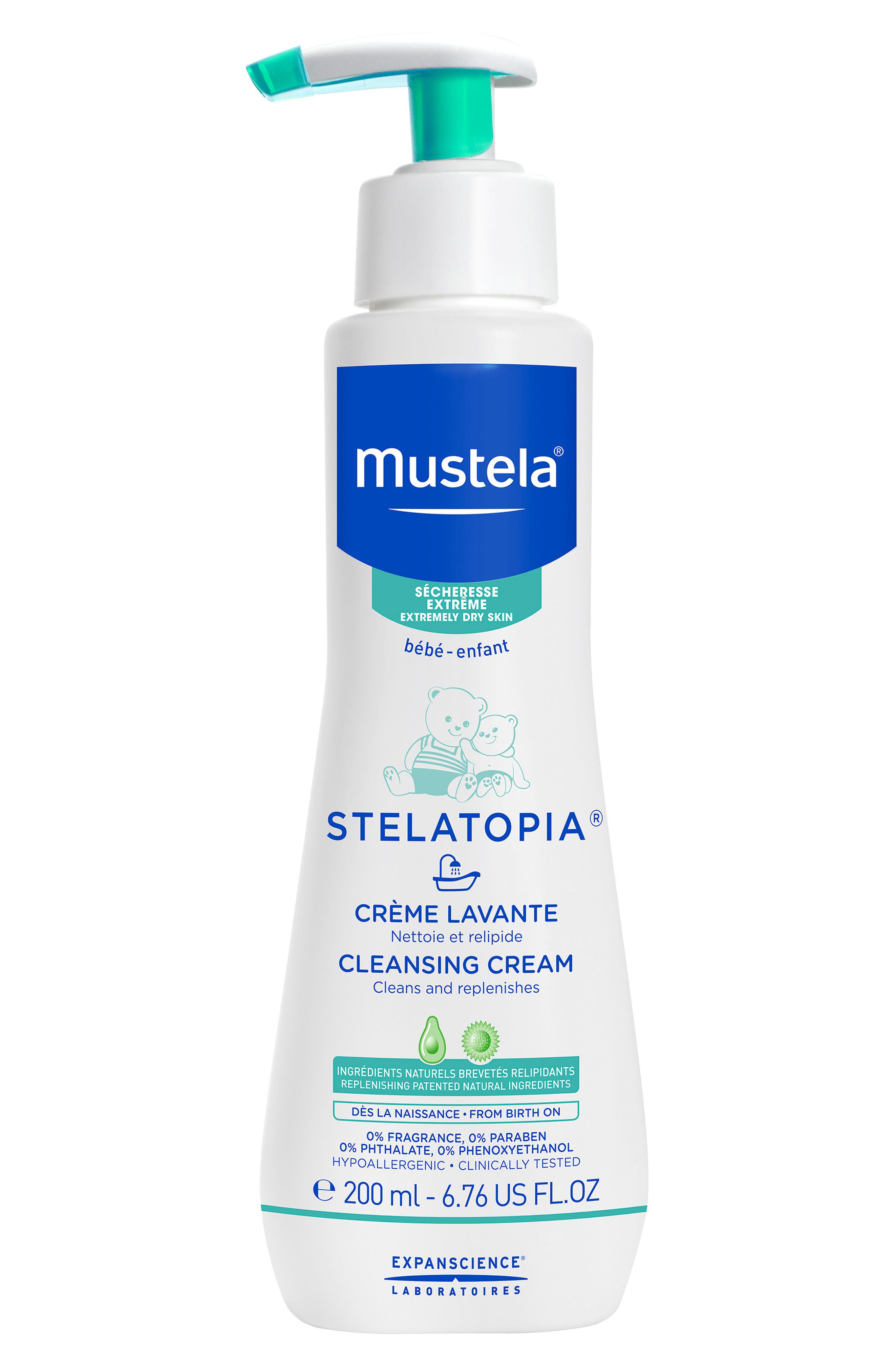 Stelatopia Cleansing Cream,                         Main,                         color, 100