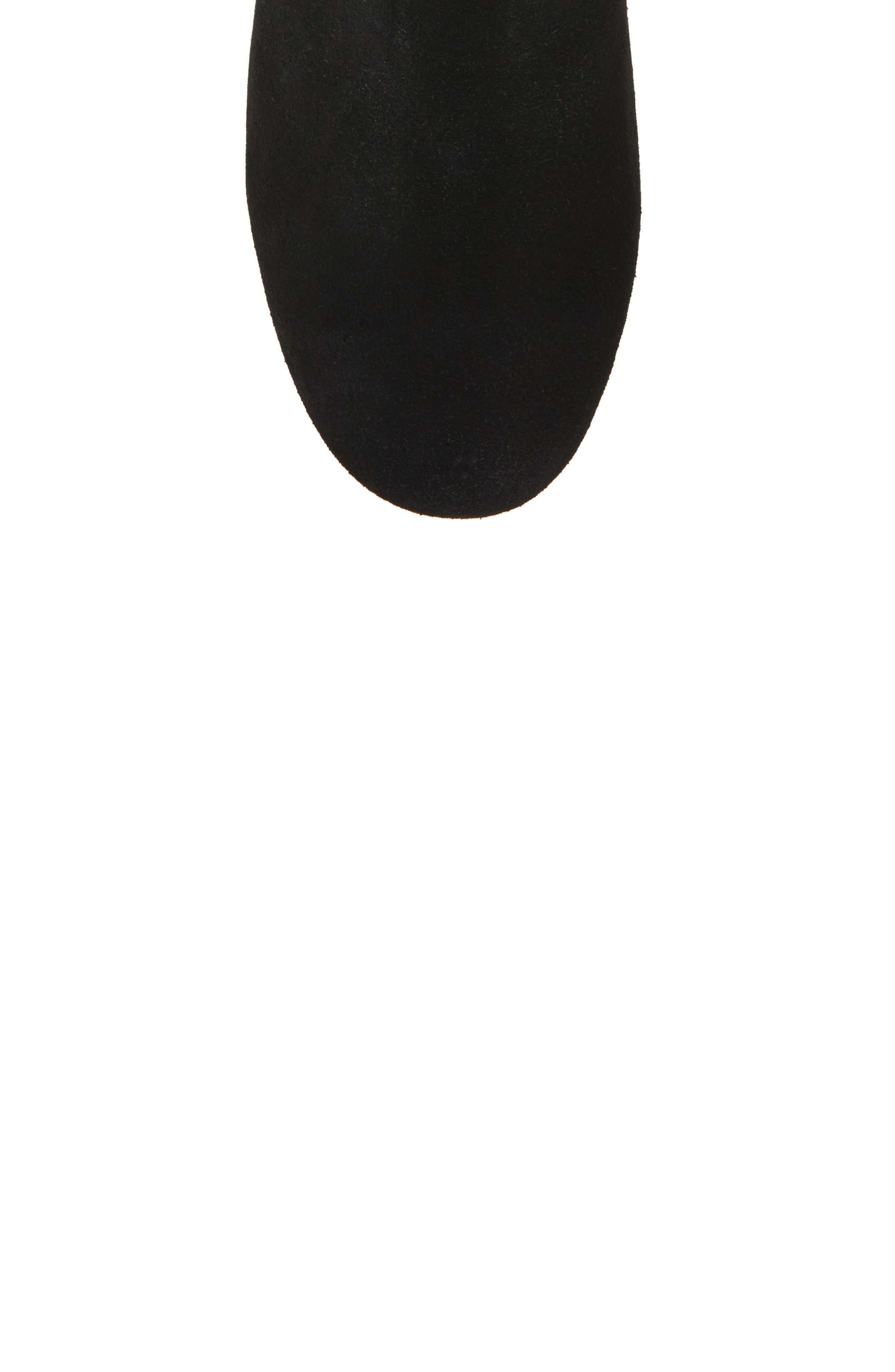 Danise Knee High Boot,                             Alternate thumbnail 5, color,                             013