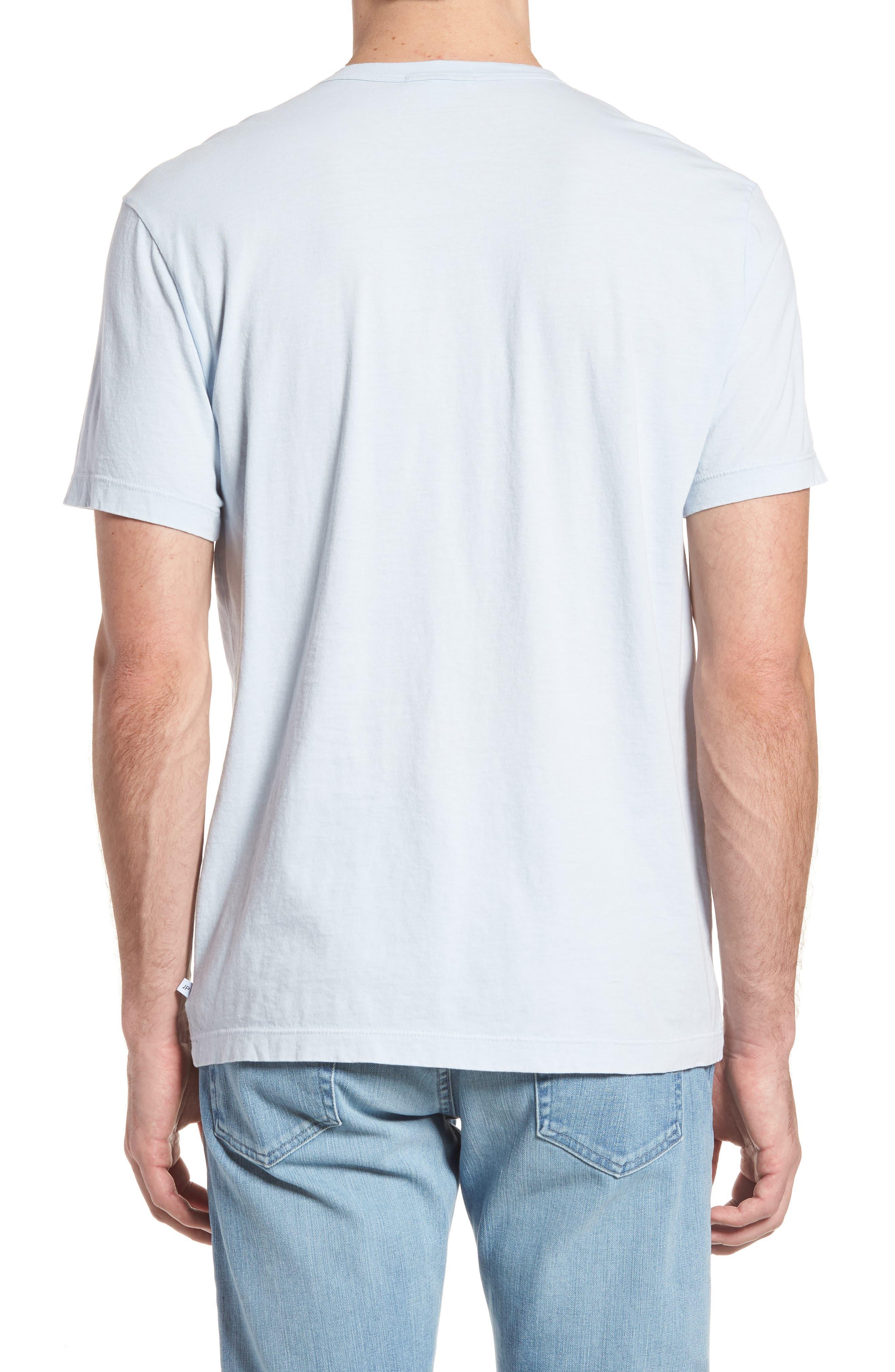 Crewneck Jersey T-Shirt,                             Alternate thumbnail 243, color,