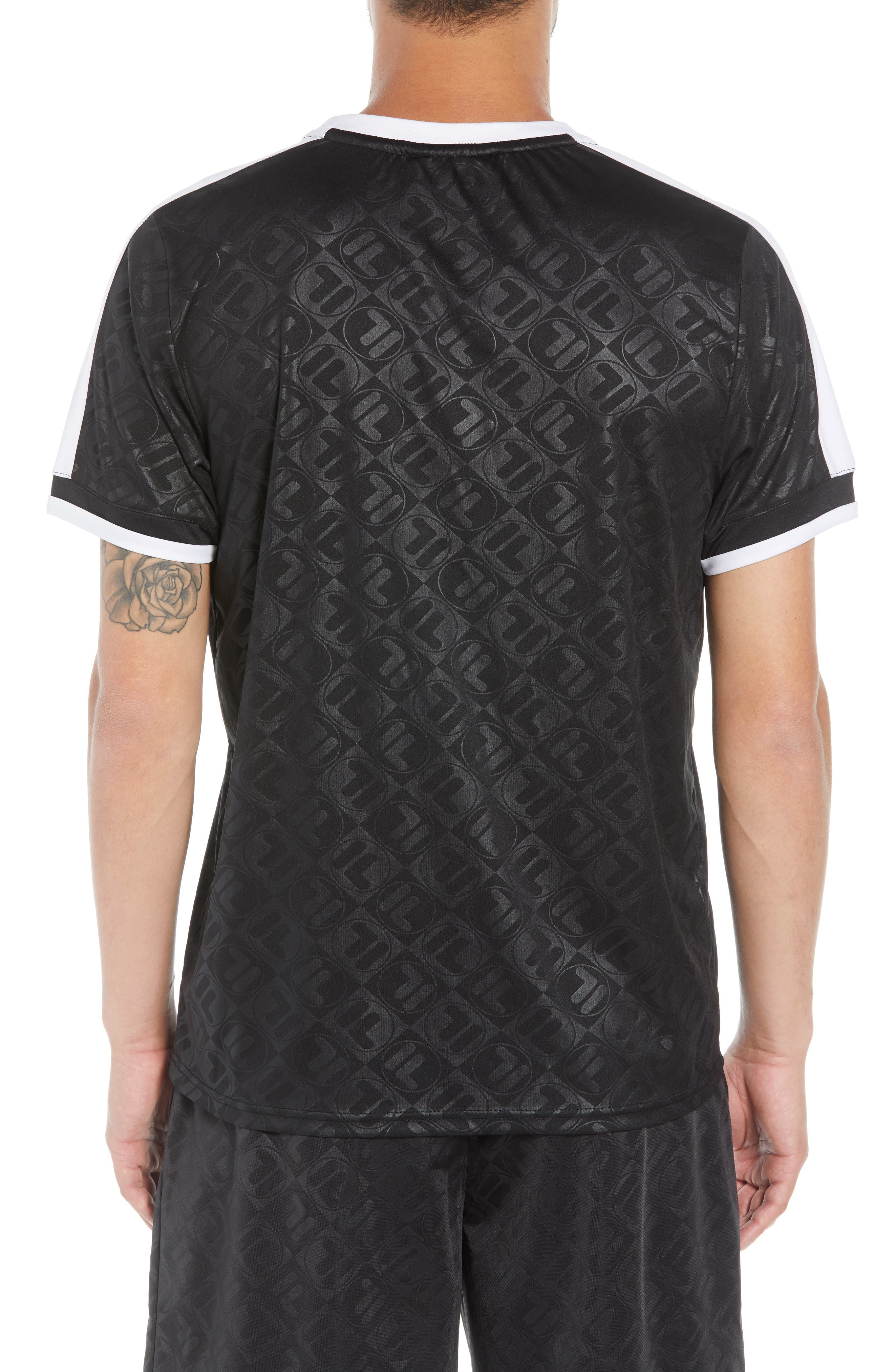 Marc Interlock Soccer T-Shirt,                             Alternate thumbnail 2, color,                             001