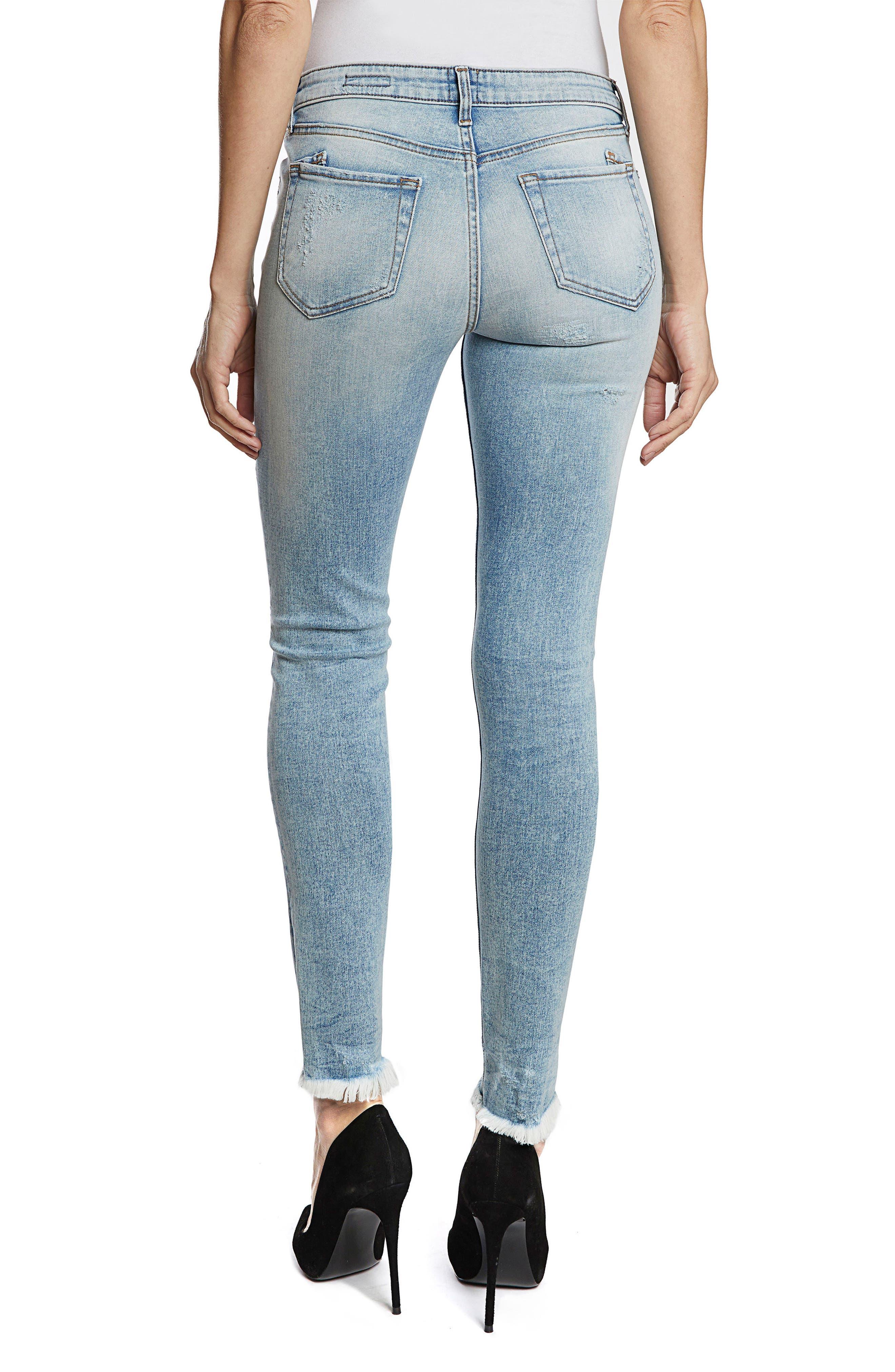 PRPS,                             Camaro Ankle Skinny Jeans,                             Alternate thumbnail 2, color,                             490