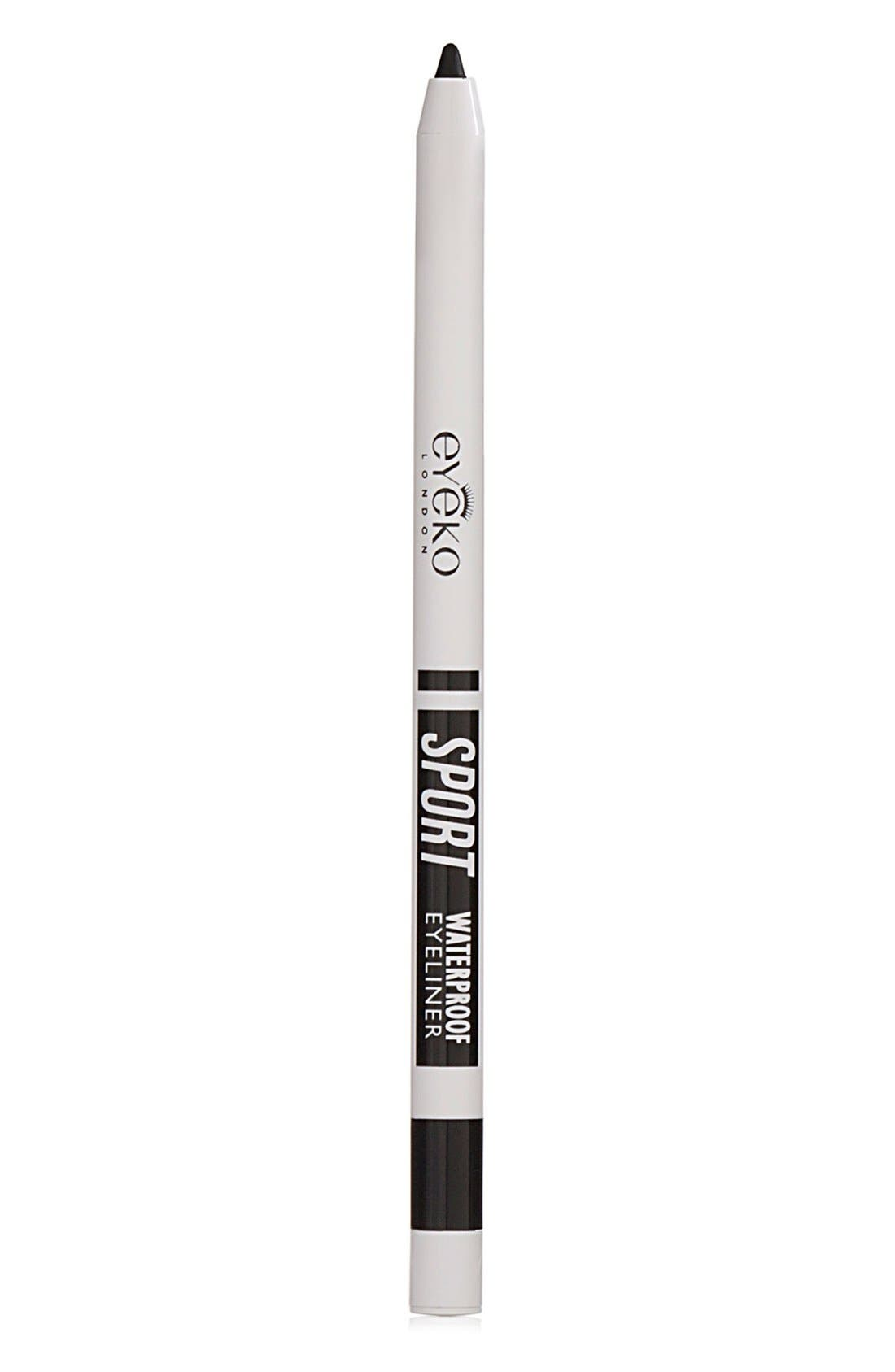 Sport Waterproof Eyeliner,                         Main,                         color, BLACK