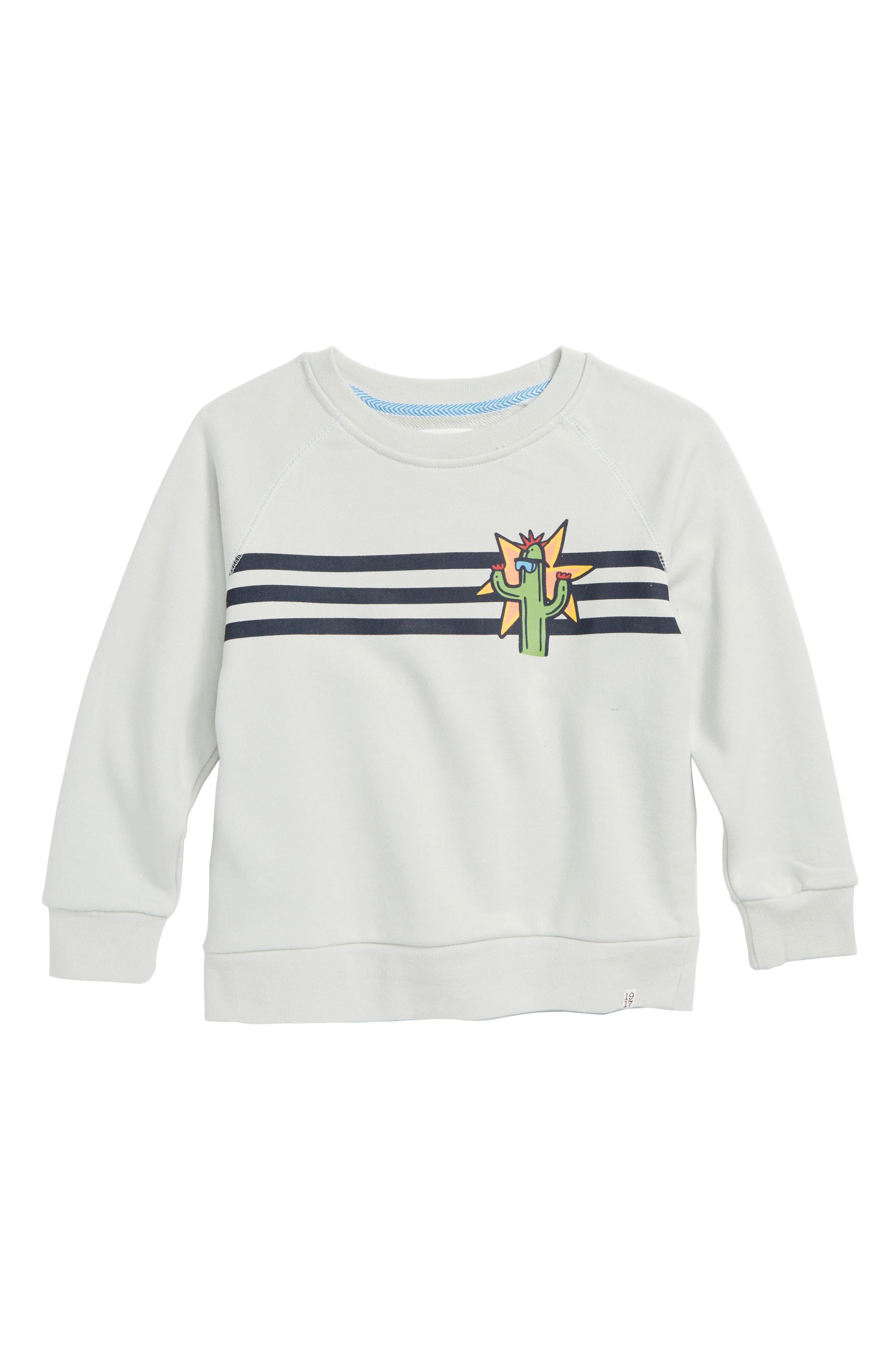 Collide T-Shirt,                             Main thumbnail 1, color,                             SKY