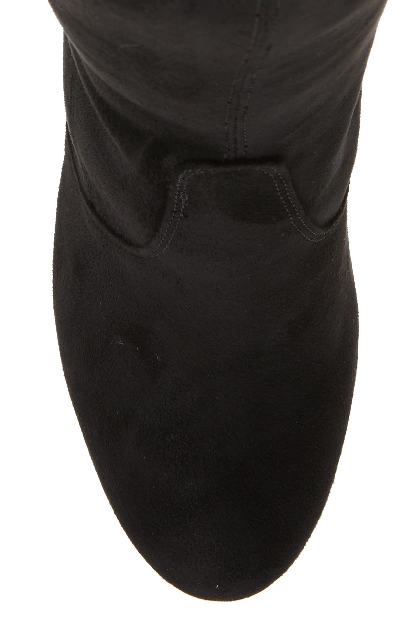 Niela Stretchy Over the Knee Boot,                             Alternate thumbnail 5, color,