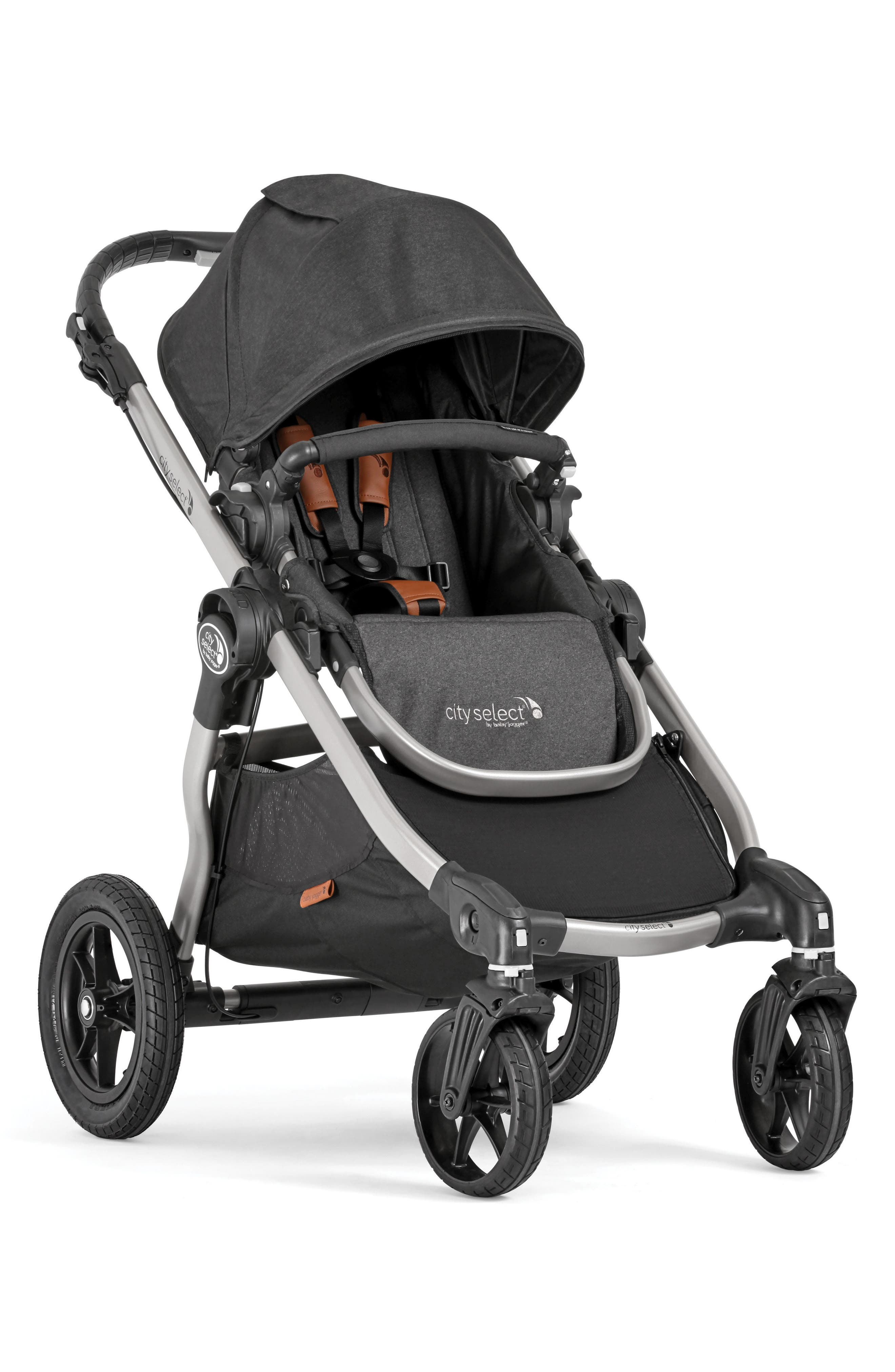 City Select<sup>®</sup> 2018 Special Edition 10-Year Anniversary Stroller,                             Main thumbnail 1, color,                             GREY