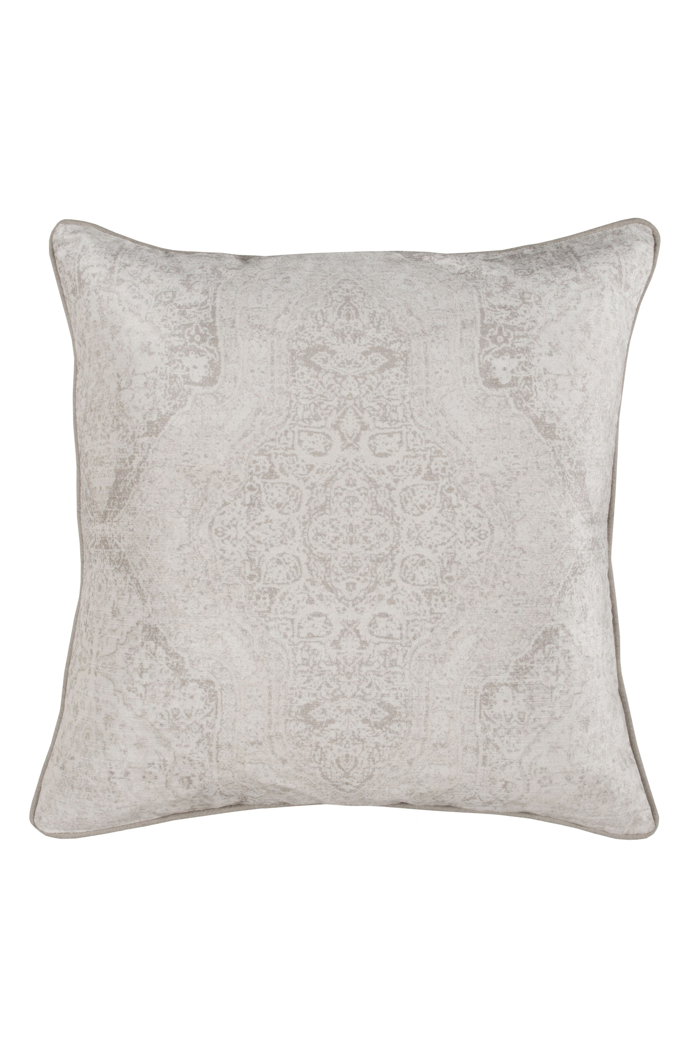 Luri Accent Pillow,                             Main thumbnail 1, color,                             NATURAL