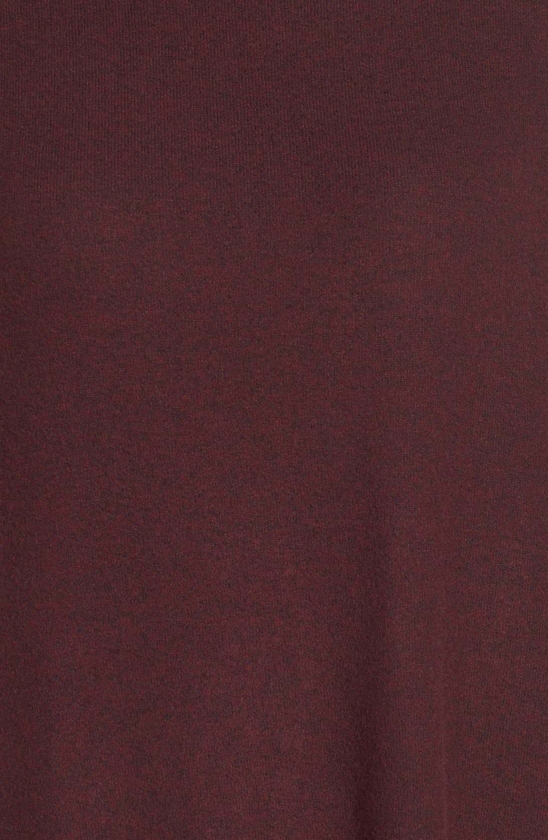 Cozy Ballet Neck High/Low Pullover,                             Alternate thumbnail 87, color,