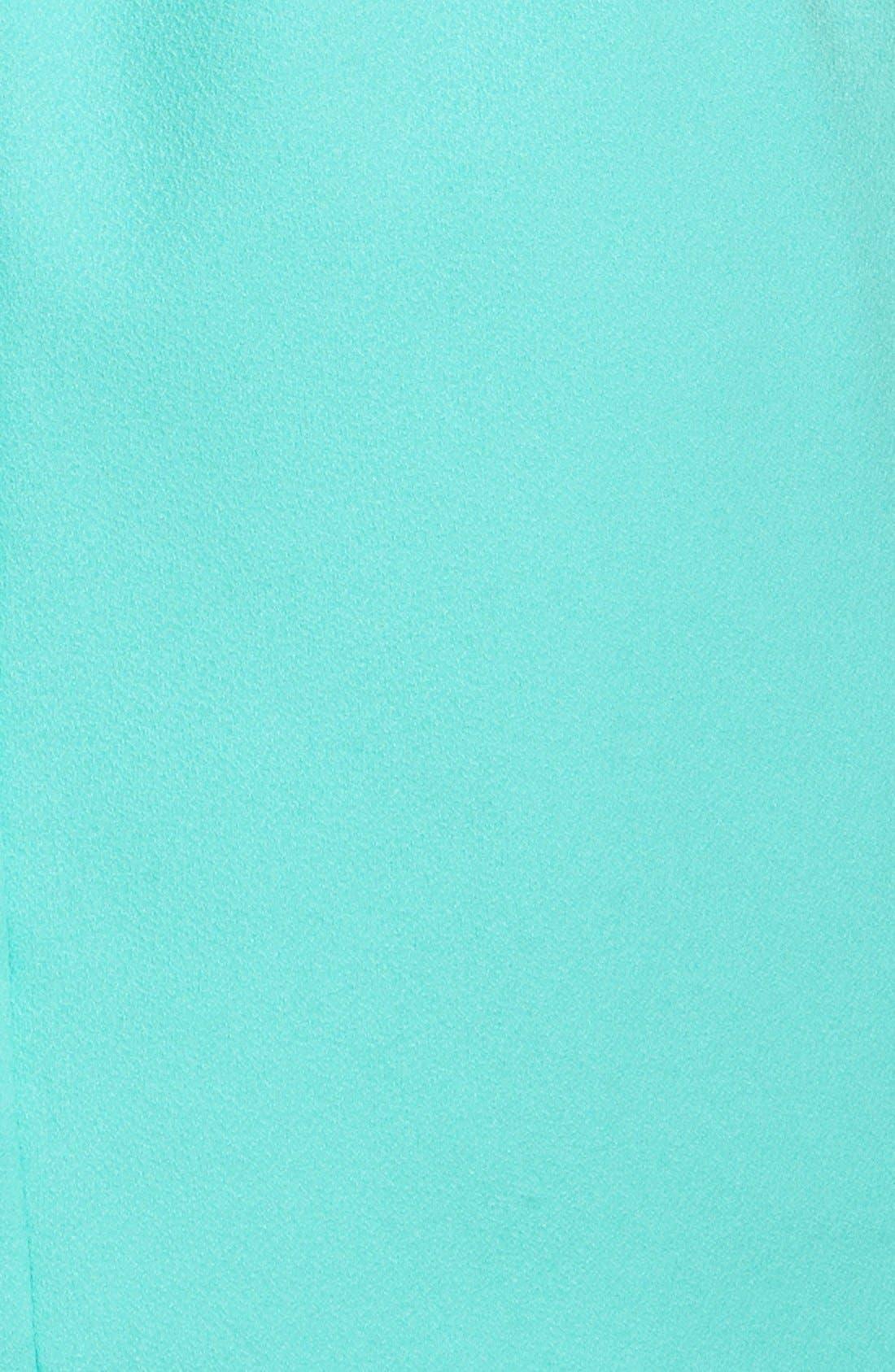 'Rowan' V-Neck Skater Dress,                             Alternate thumbnail 47, color,