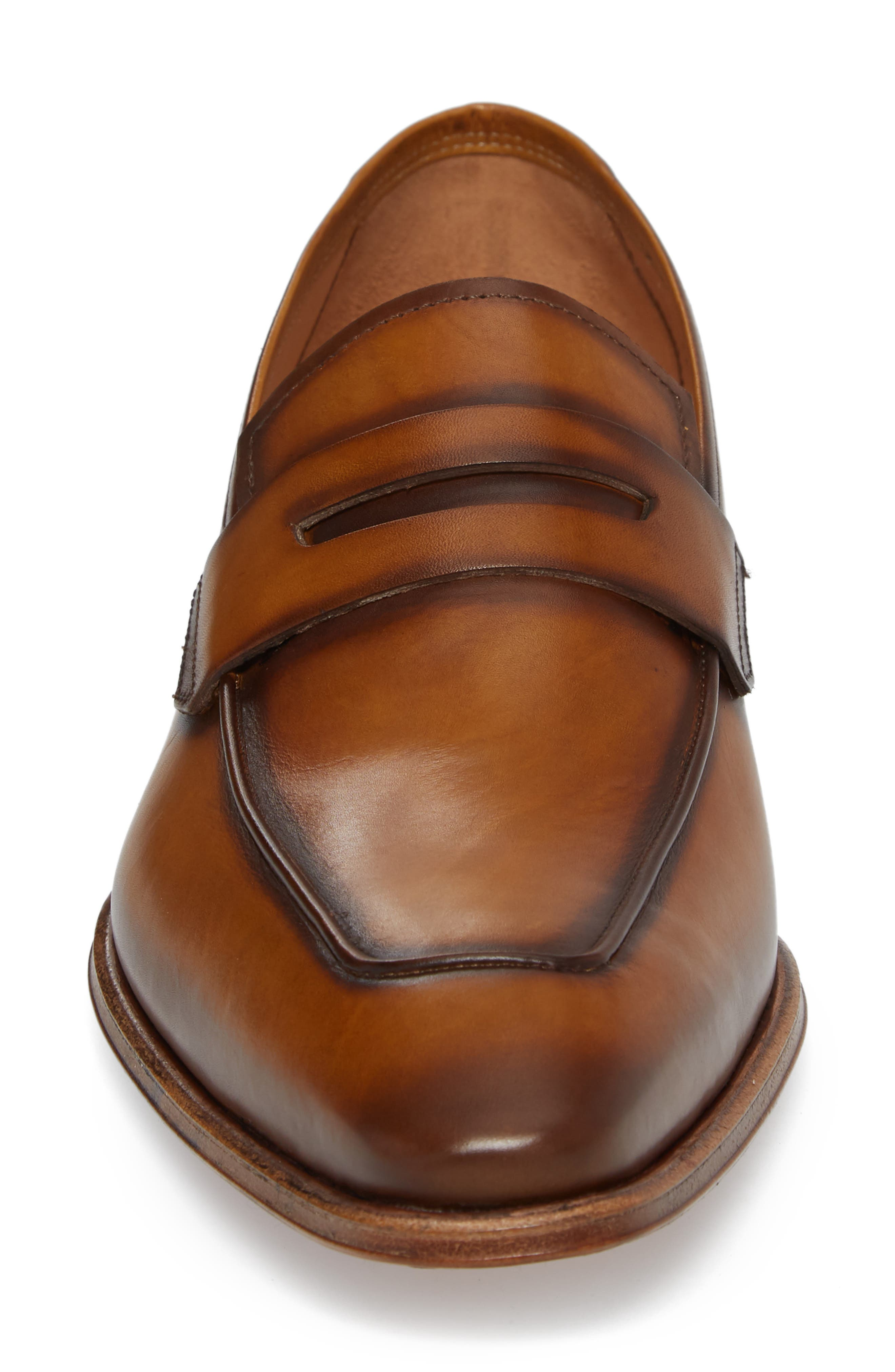 Marcus Penny Loafer,                             Alternate thumbnail 4, color,                             212