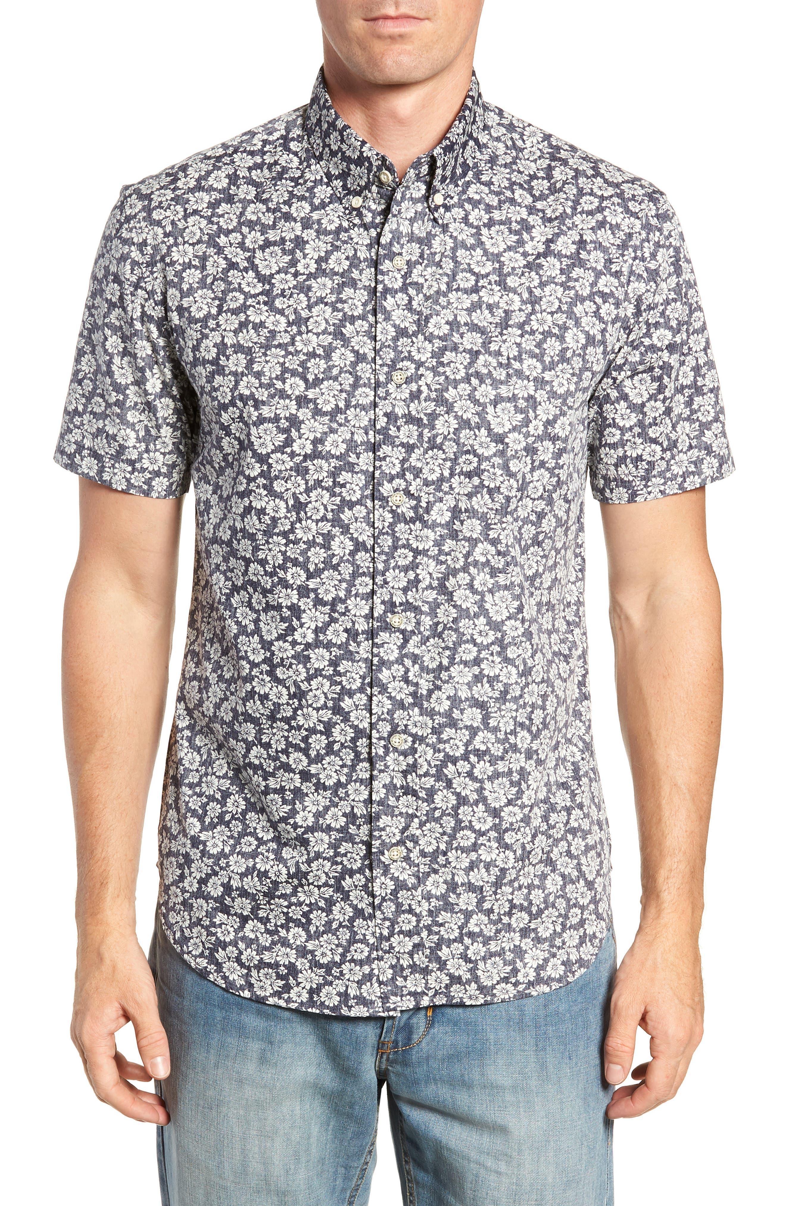Country Kane Regular Fit Sport Shirt,                         Main,                         color, INK