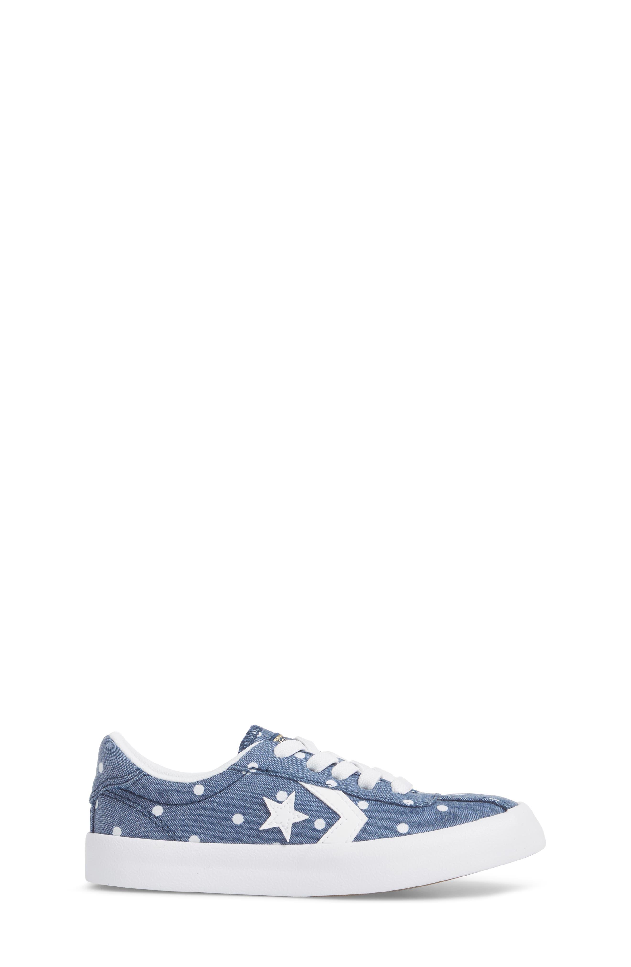 Breakpoint Polka Dot Sneaker,                             Alternate thumbnail 3, color,                             426