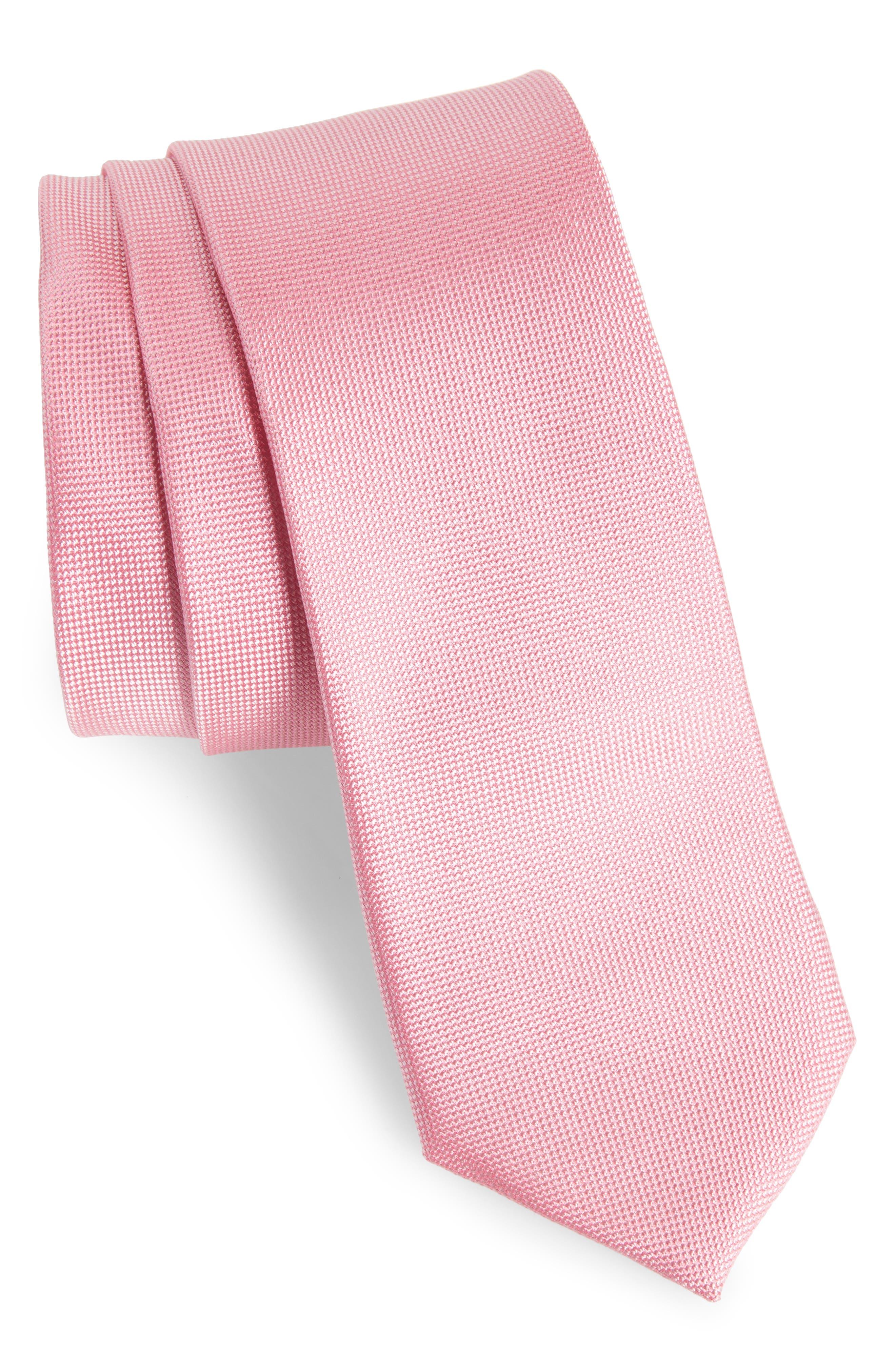 Edith Silk Tie,                         Main,                         color, 650