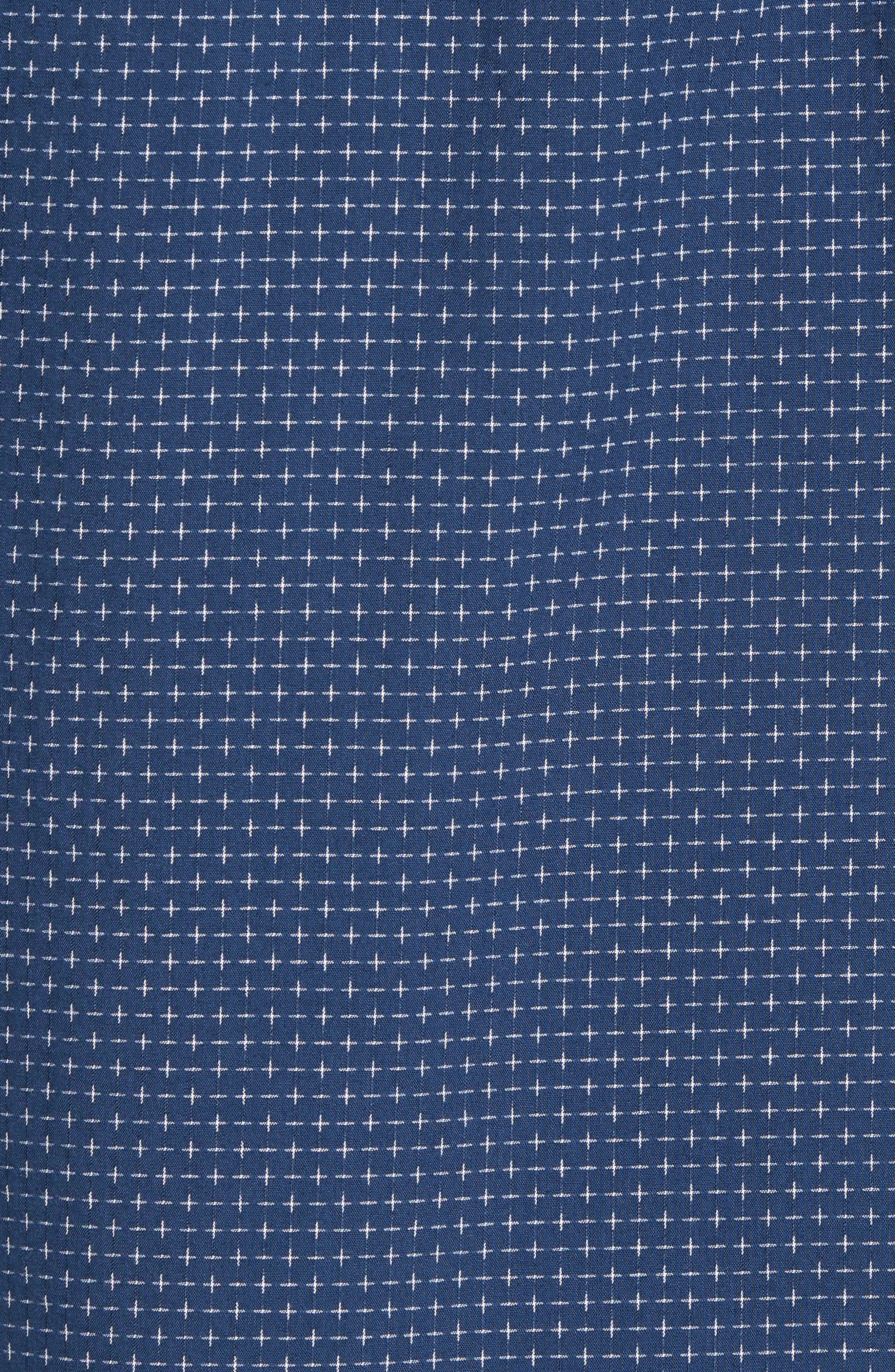 Blakely Slim Fit Short Sleeve Sport Shirt,                             Alternate thumbnail 10, color,