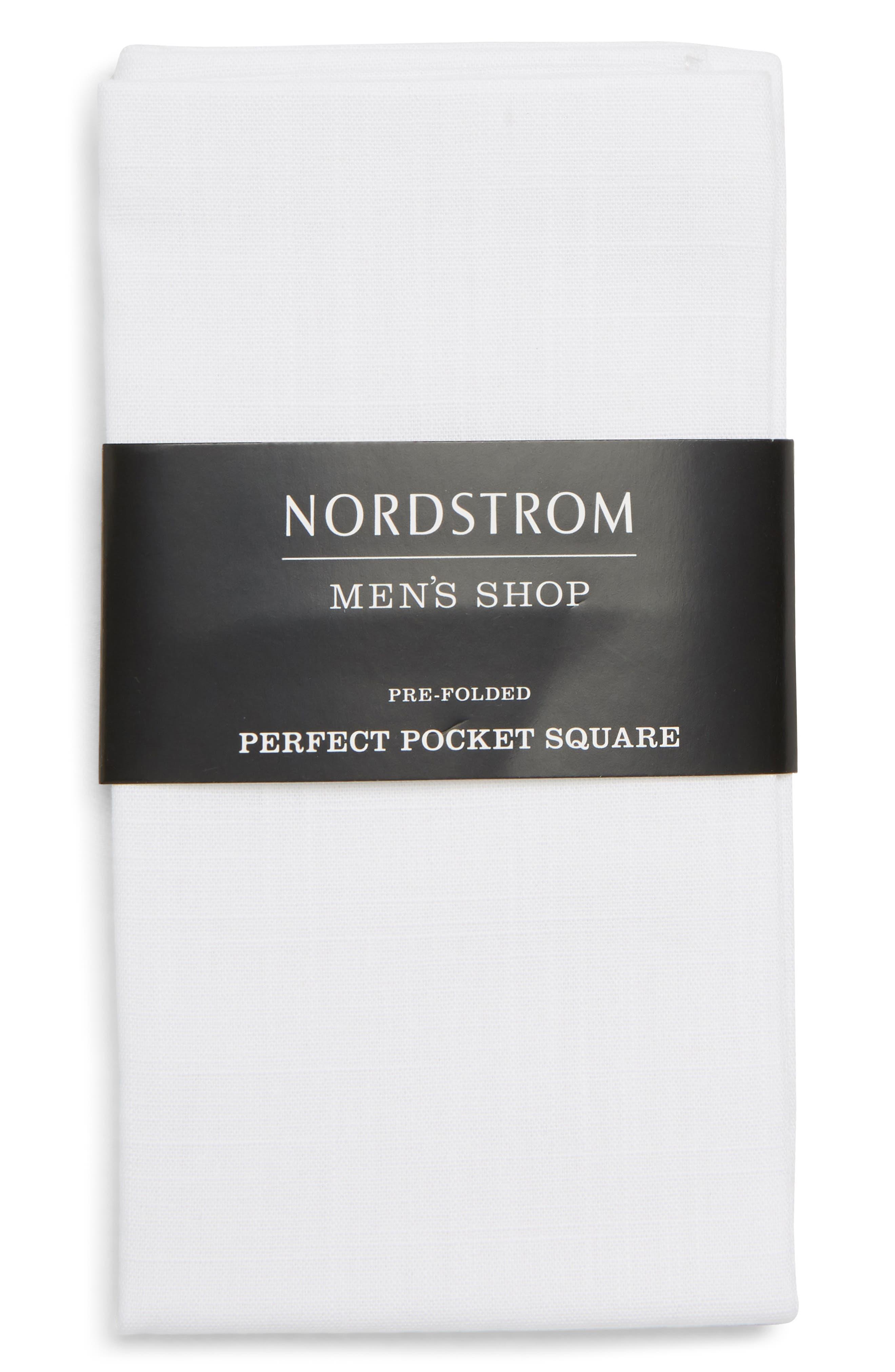 The Perfect Pre-Folded Pocket Square,                             Main thumbnail 11, color,