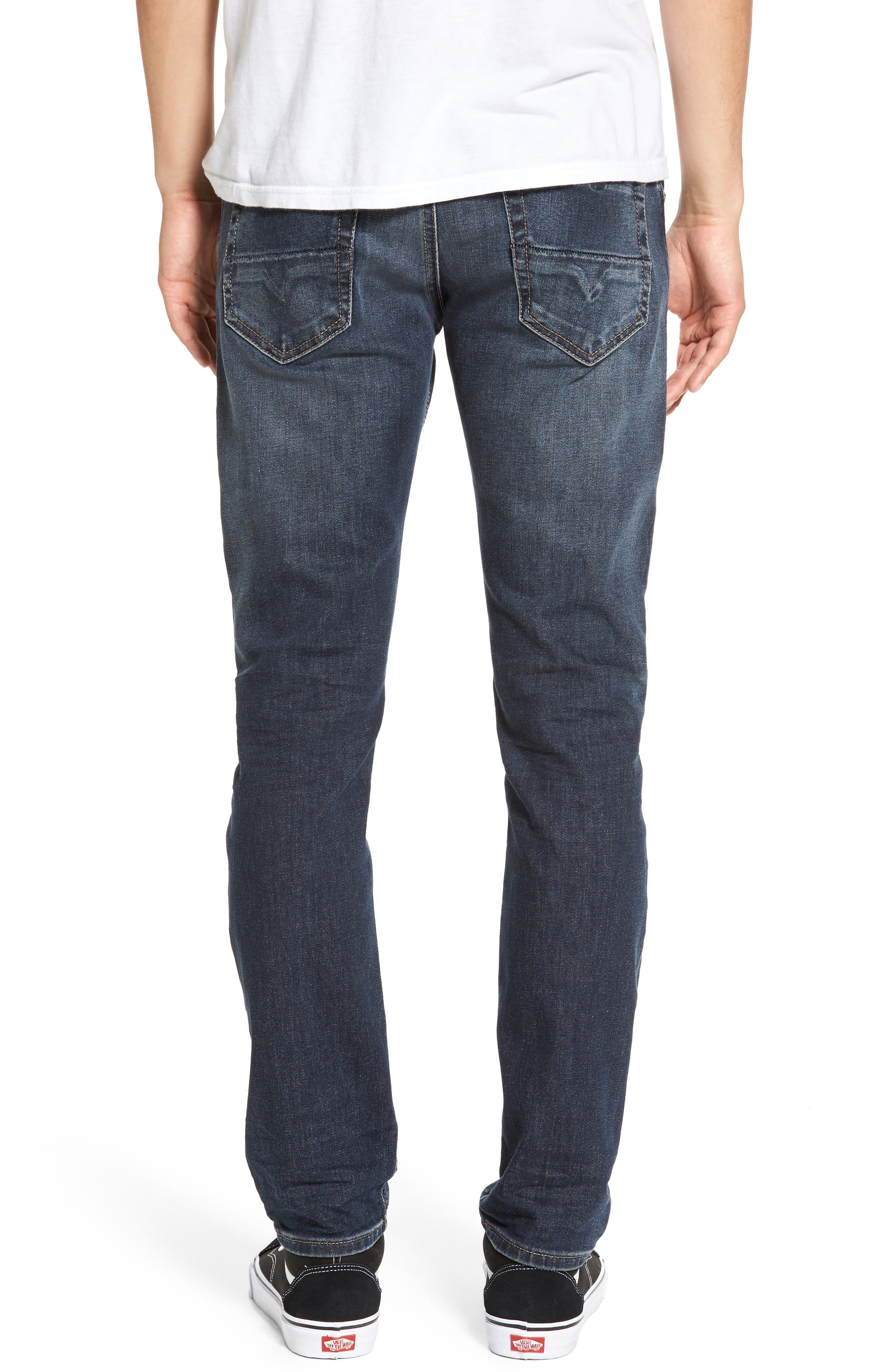 Thommer Slim Fit Jeans,                             Alternate thumbnail 2, color,                             400