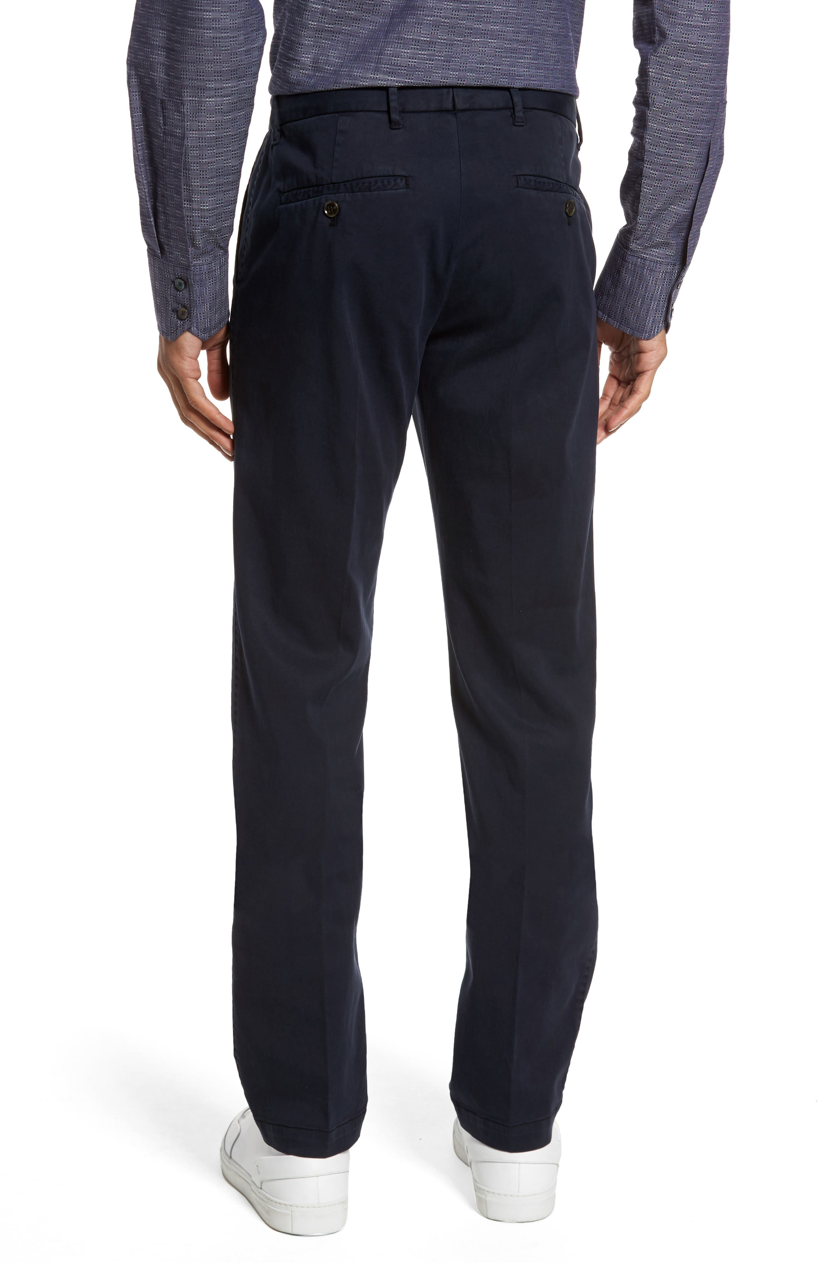 Aster Straight Fit Pants,                             Alternate thumbnail 9, color,