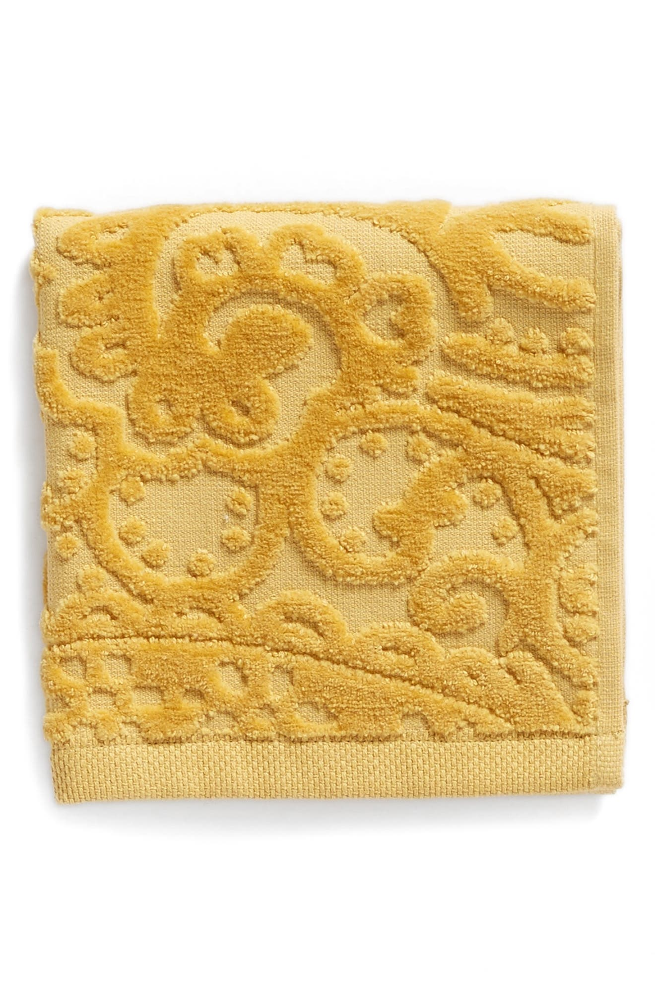 Elisa Turkish Cotton Washcloth,                             Main thumbnail 3, color,
