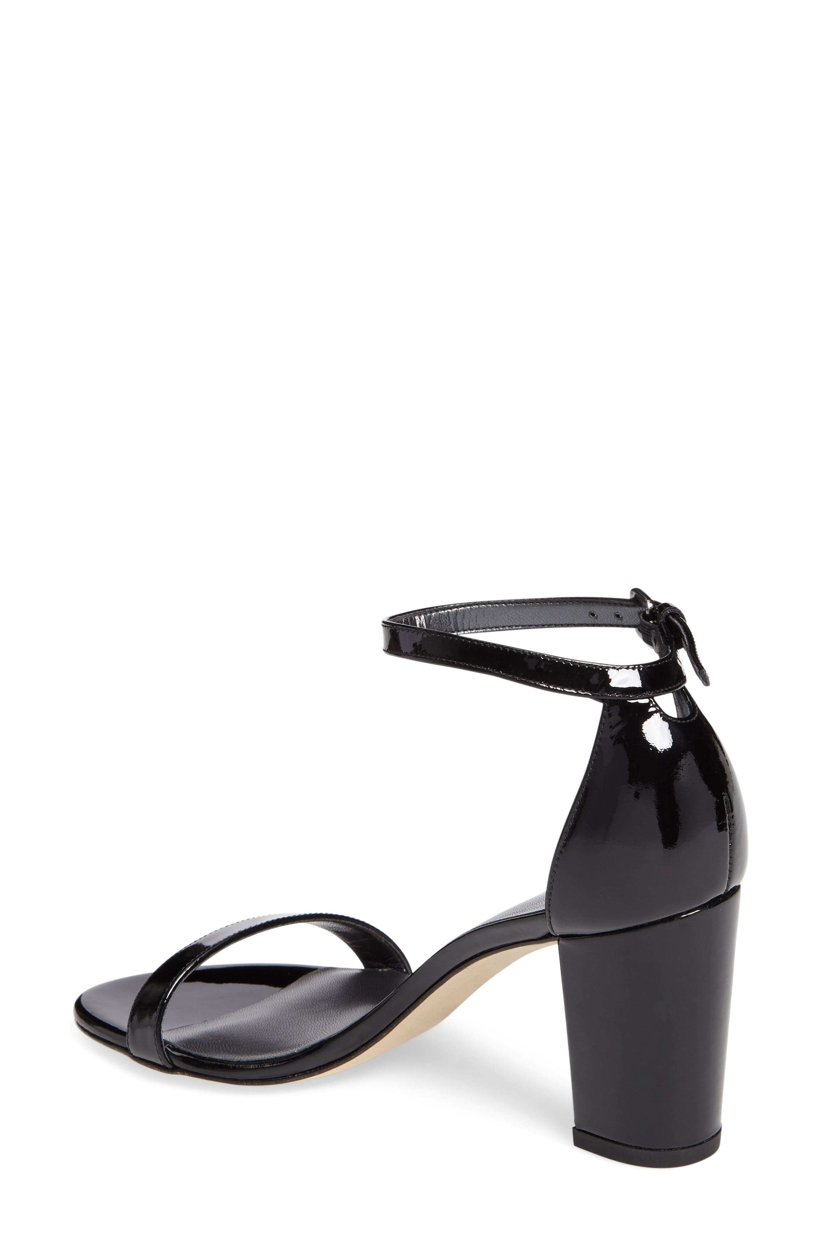 NearlyNude Ankle Strap Sandal,                             Alternate thumbnail 38, color,