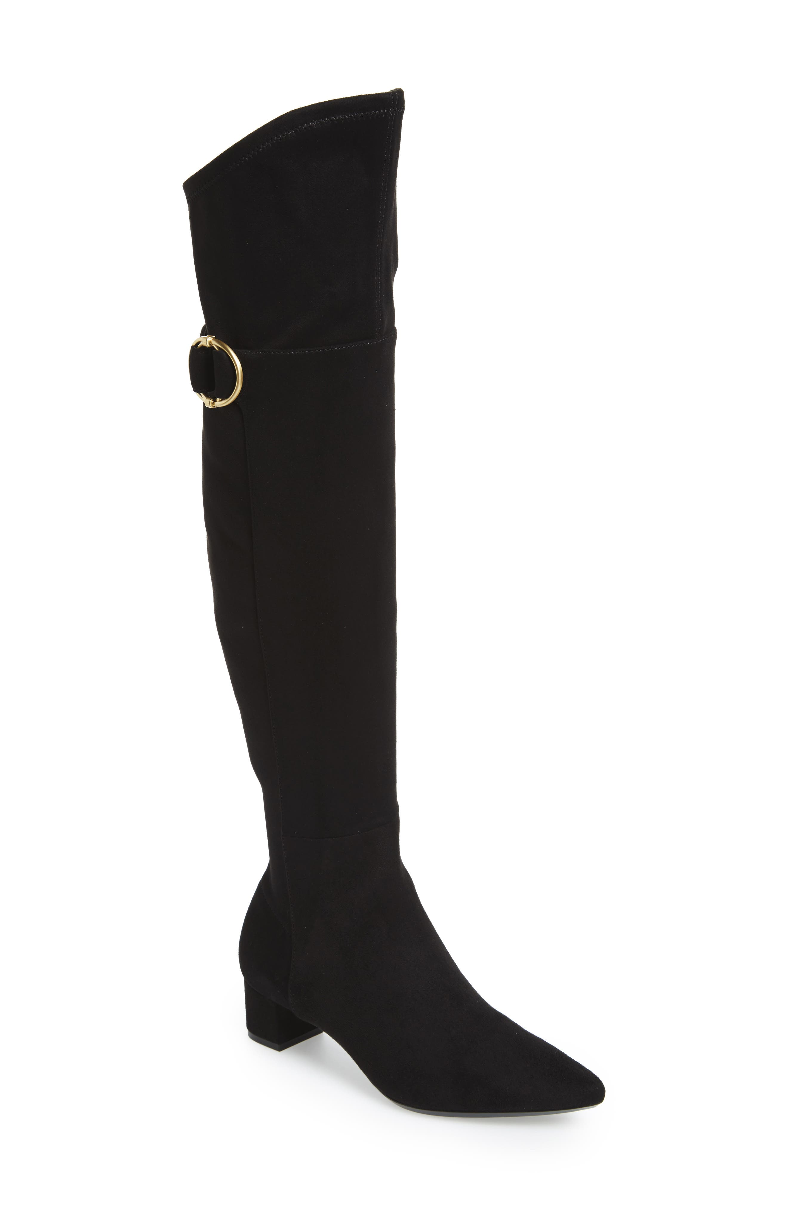 Georgeanna Over the Knee Boot,                             Main thumbnail 1, color,                             001
