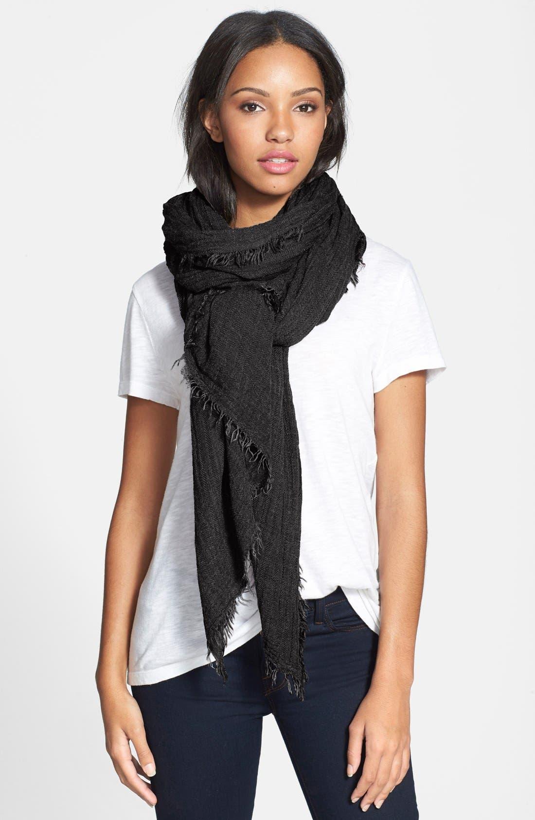 'Blanket' Wrap,                         Main,                         color, 001