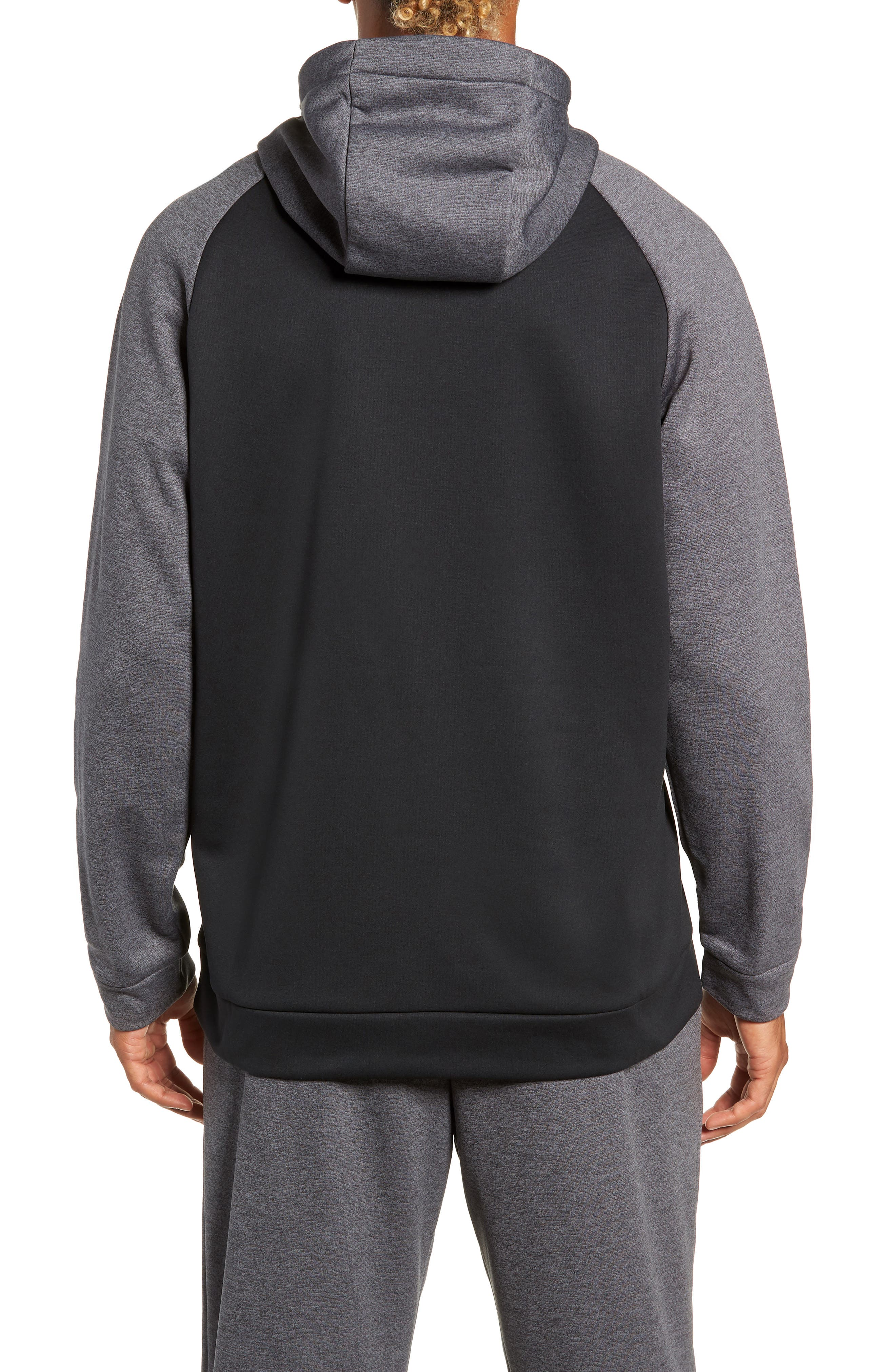 NIKE,                             Therma Swoosh Dry Pullover Hoodie,                             Alternate thumbnail 2, color,                             010