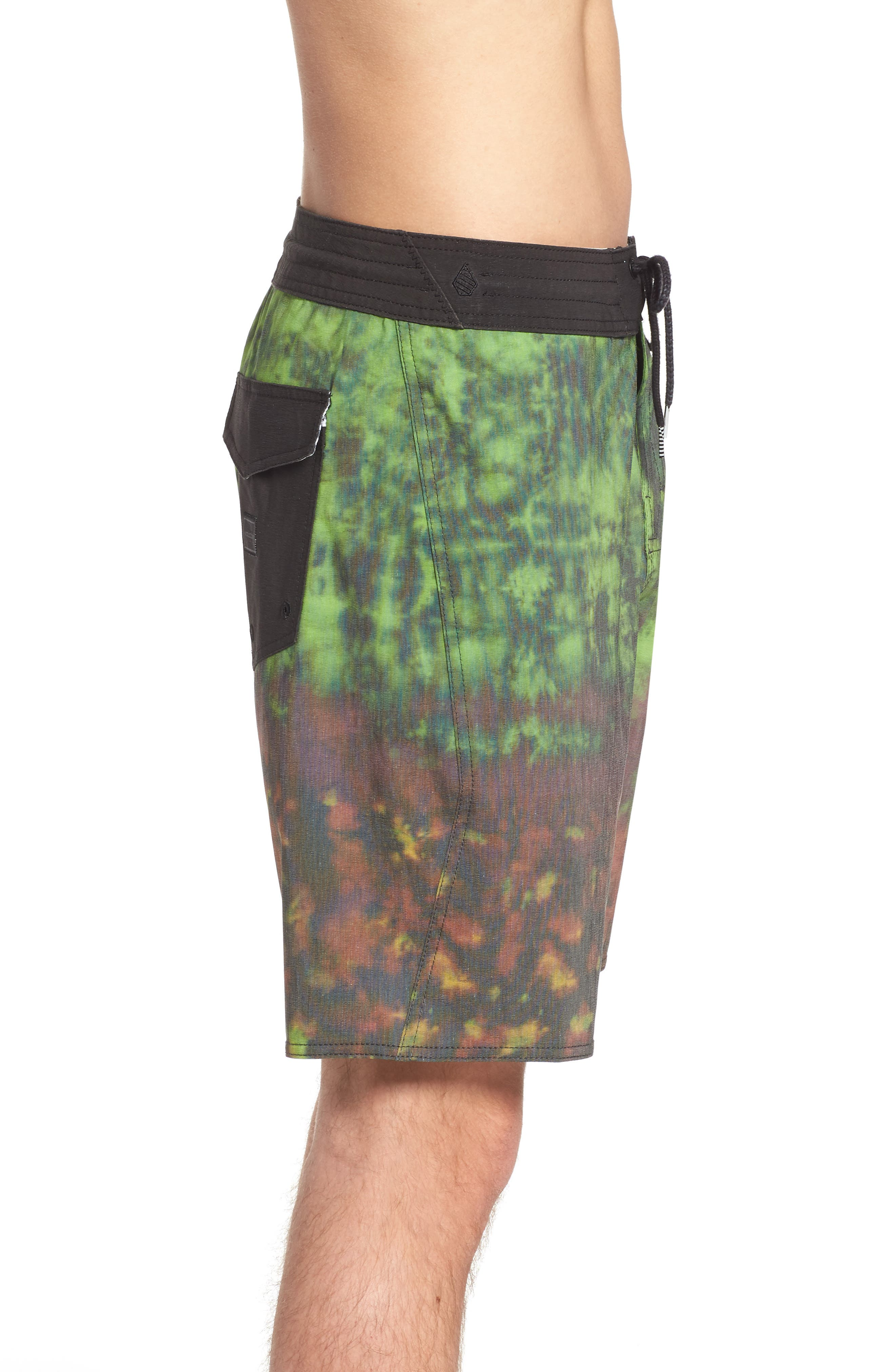 Chill Out Stoney Board Shorts,                             Alternate thumbnail 3, color,                             001