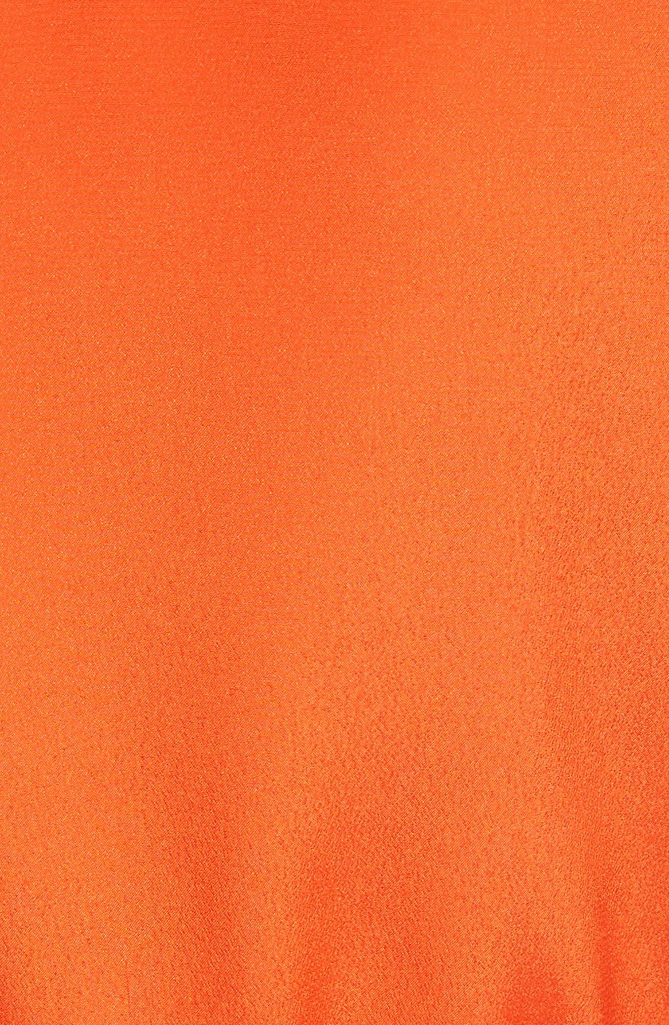 Asymmetrical Button Detail Shirtdress,                             Alternate thumbnail 5, color,                             830