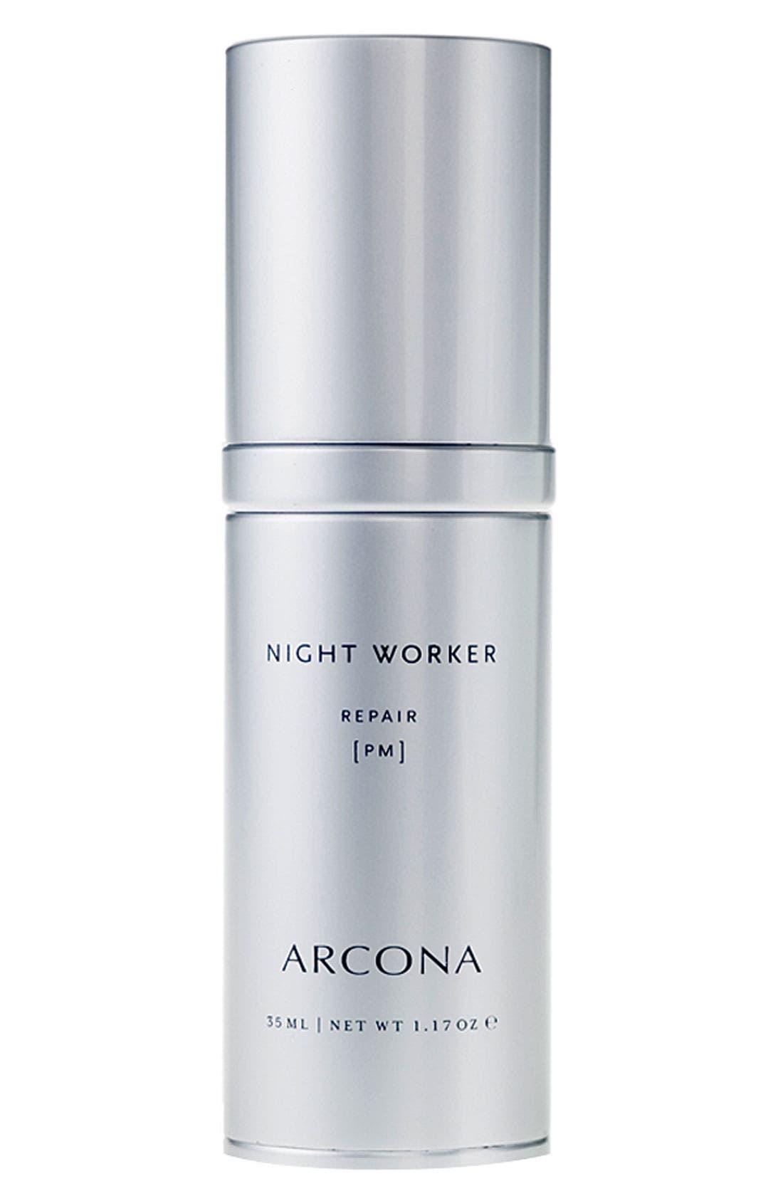 Night Worker Cream,                         Main,                         color, NO COLOR