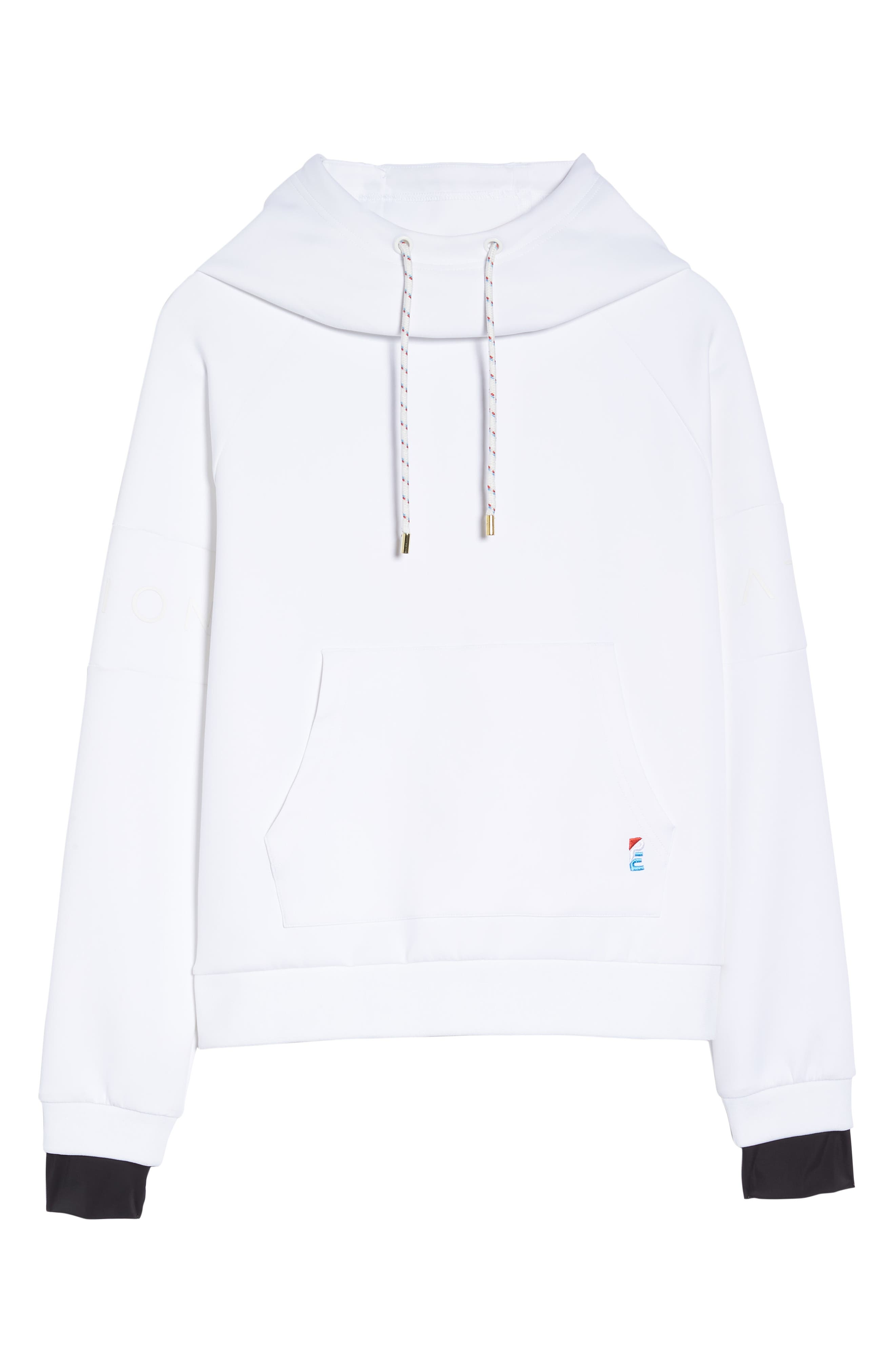 The Defender Ace Hoodie,                             Alternate thumbnail 7, color,                             WHITE