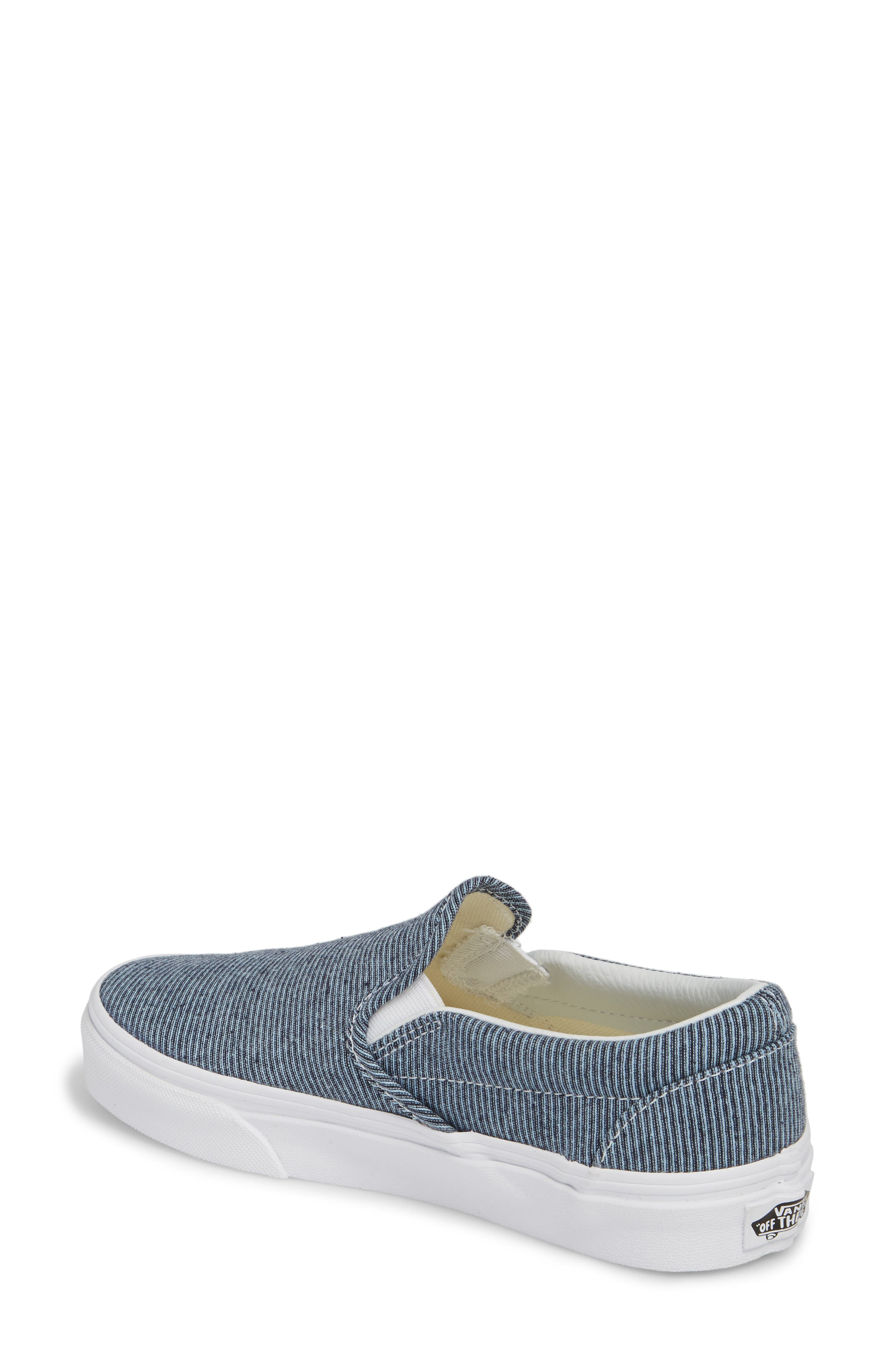 Classic Slip-On Sneaker,                             Alternate thumbnail 112, color,
