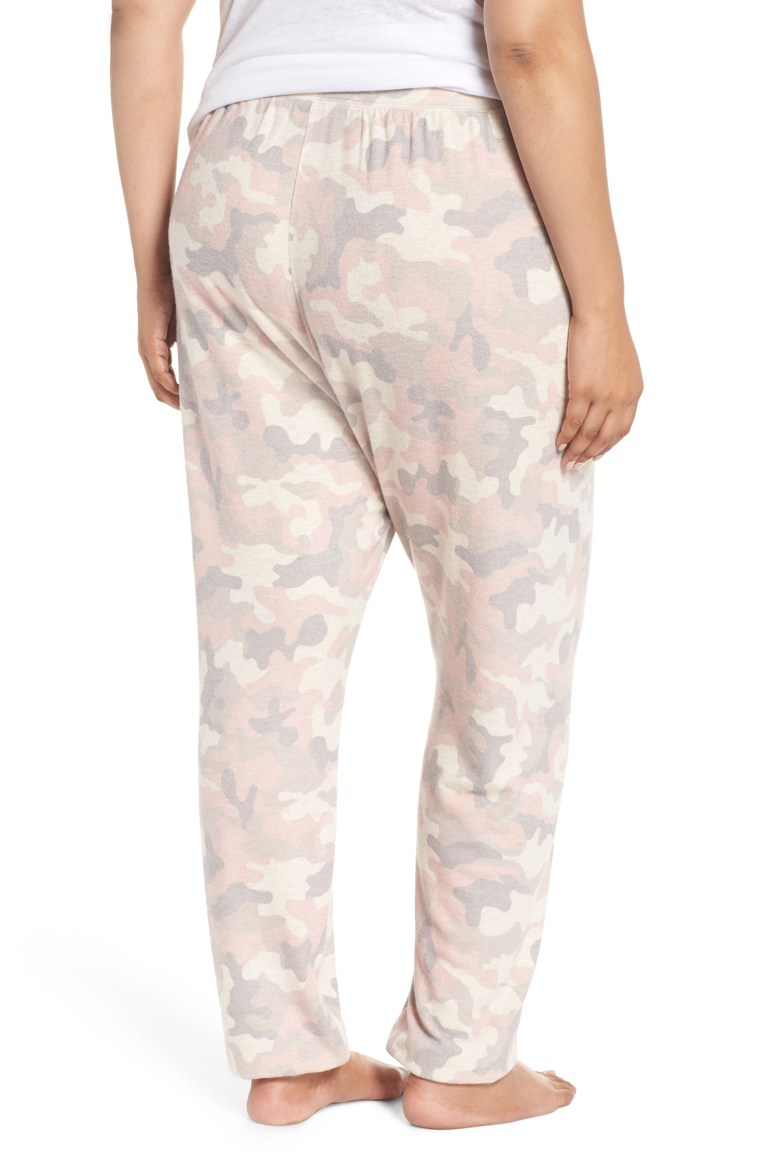 Love is a Battle Camo Pajama Pants,                             Alternate thumbnail 2, color,                             900