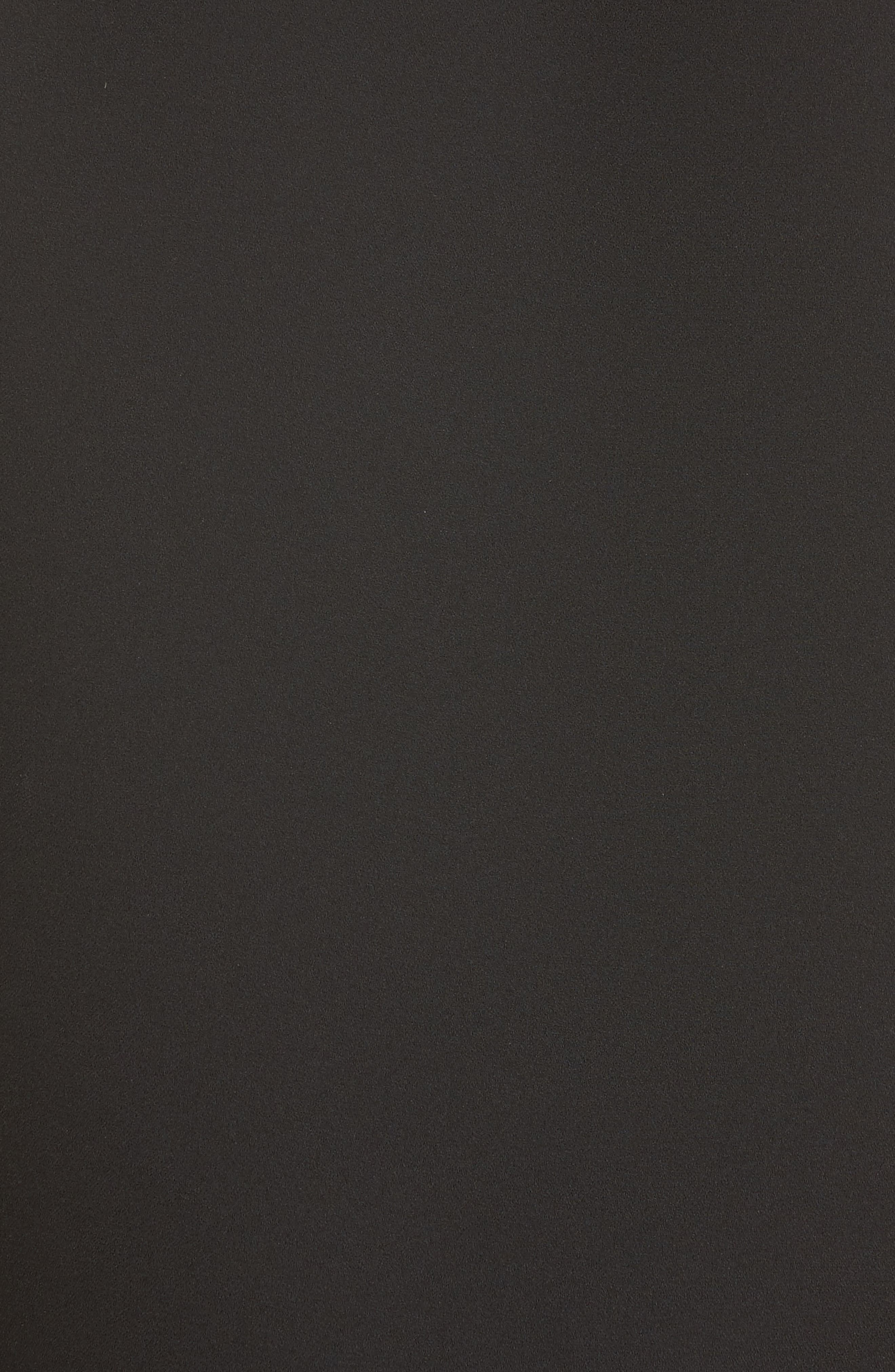Metallic Drape Sleeve Top,                             Alternate thumbnail 5, color,                             017