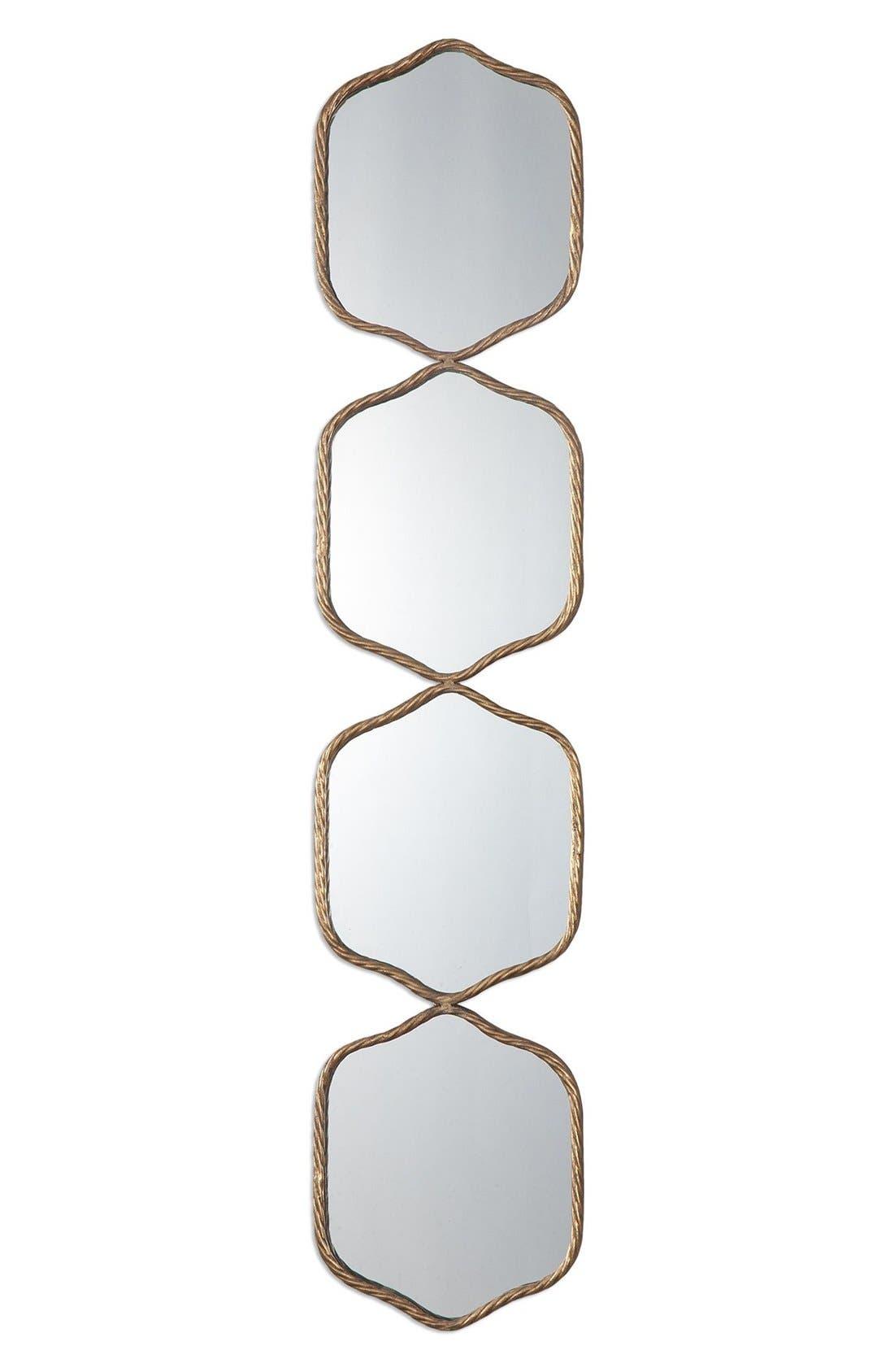 'Myriam' Wall Mirror,                             Main thumbnail 1, color,