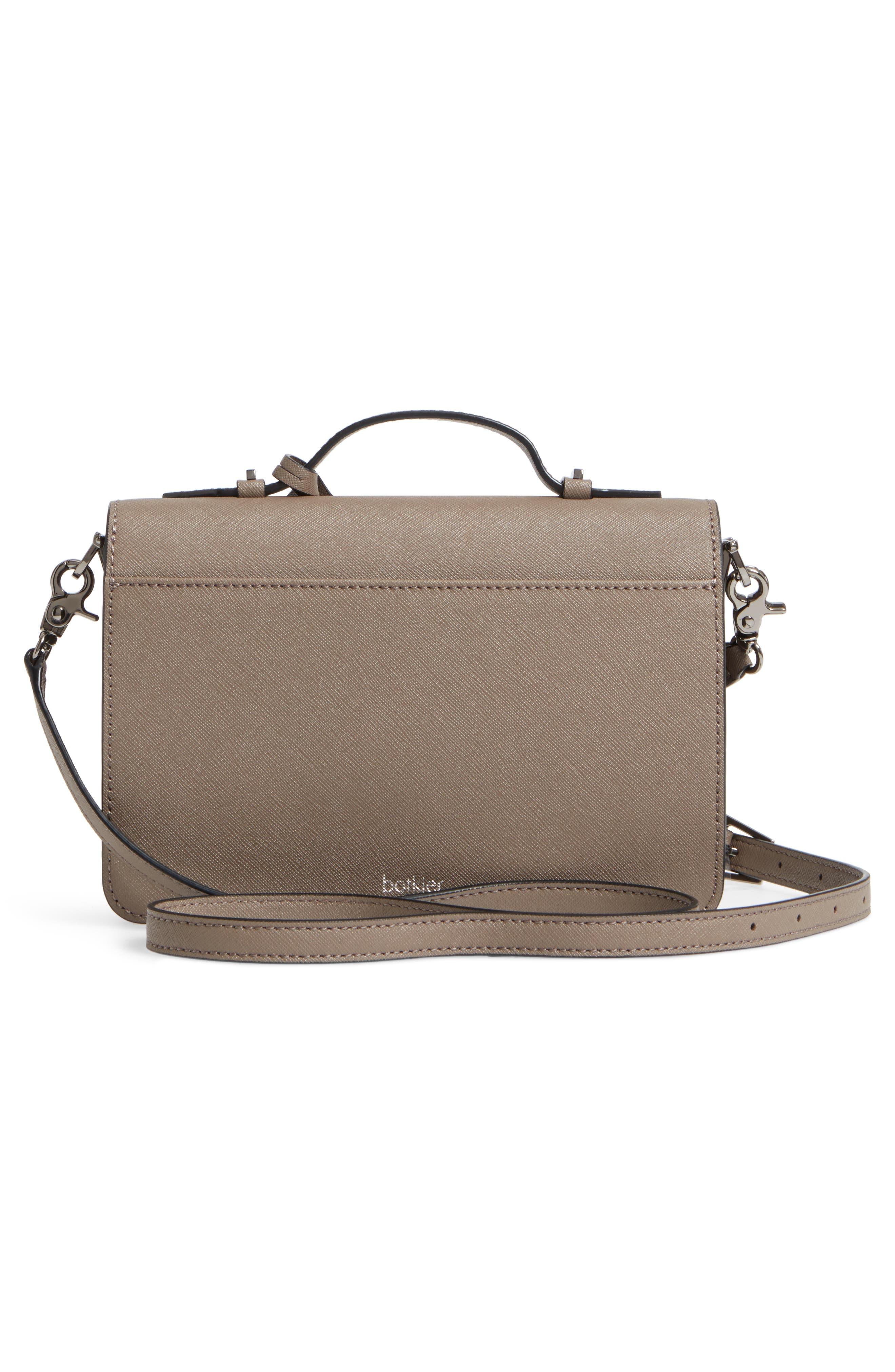 Cobble Hill Leather Crossbody Bag,                             Alternate thumbnail 84, color,