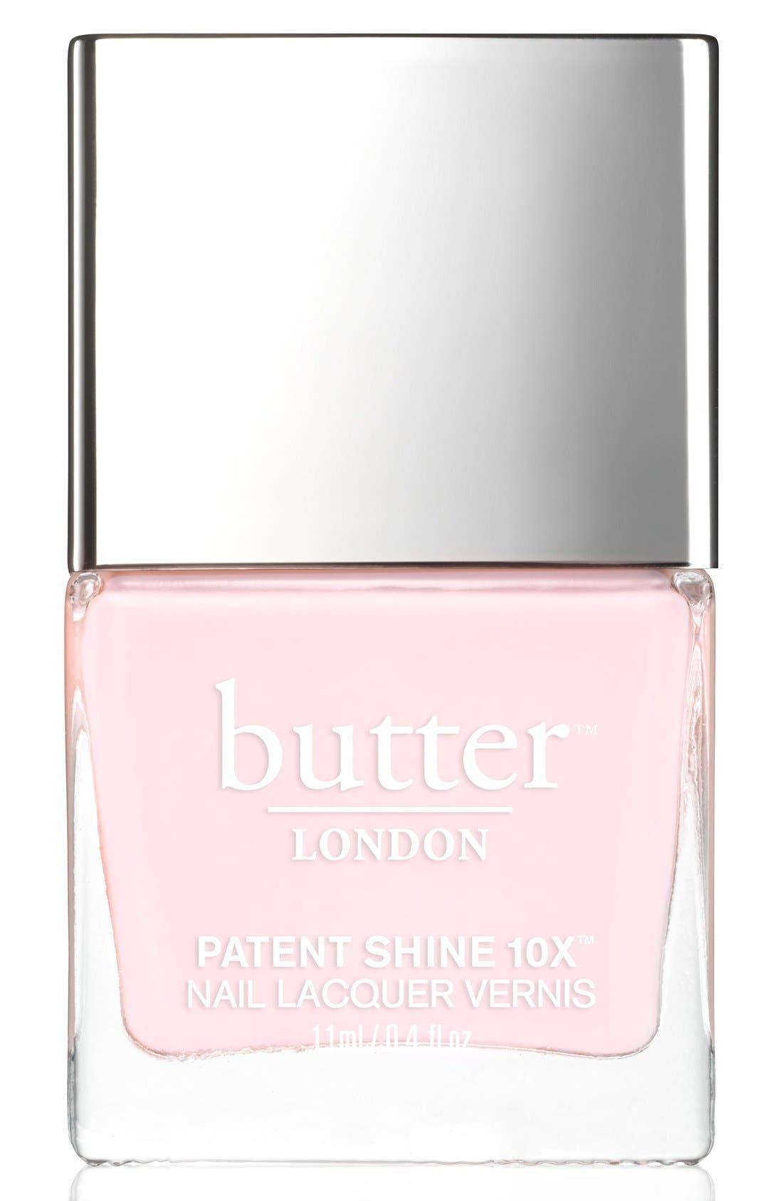 'Patent Shine 10X<sup>®</sup>' Nail Lacquer,                             Main thumbnail 1, color,                             TWIST & TWIRL