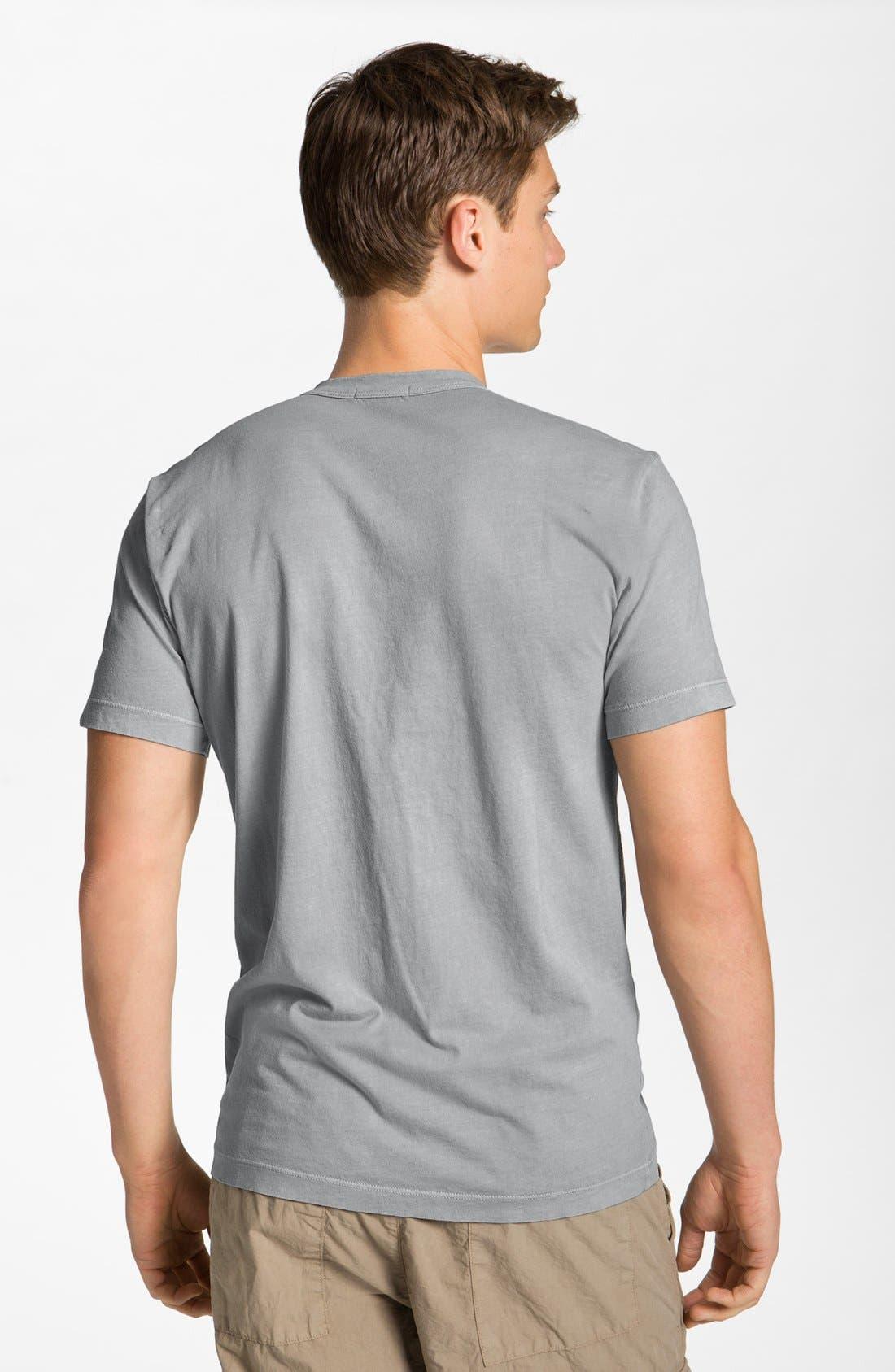 Crewneck Jersey T-Shirt,                             Alternate thumbnail 145, color,