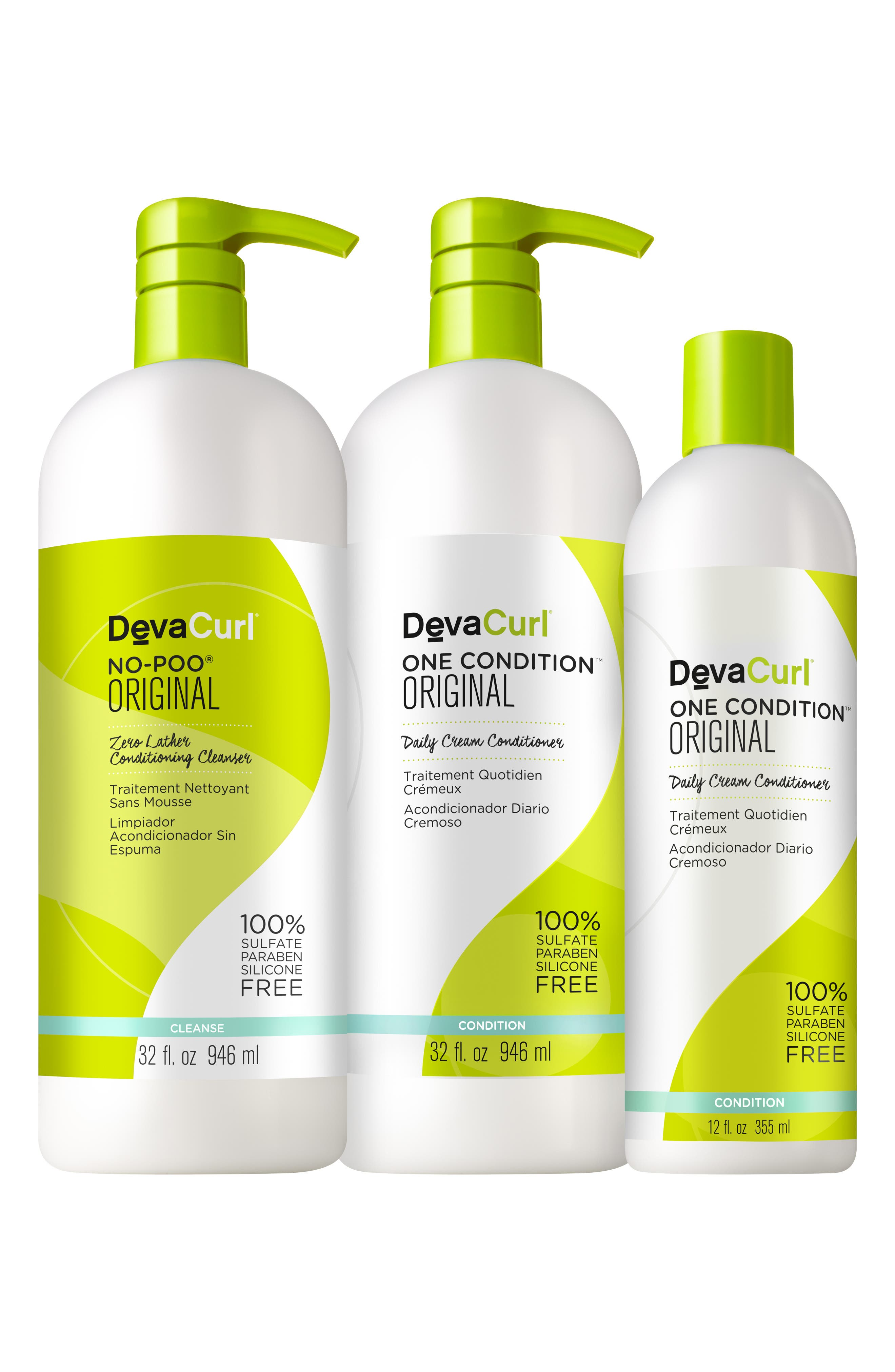 So Extra Curly Conditioner Kit,                         Main,                         color, 000