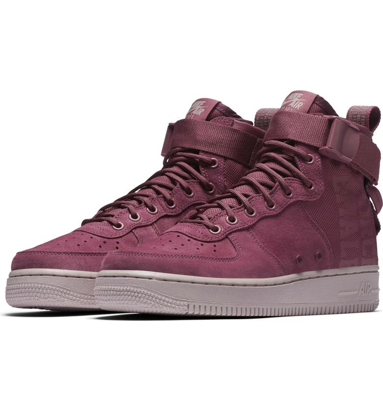Nike SF Air Force 1 Force Is Female Mid Sneaker (Women)  903739ac0