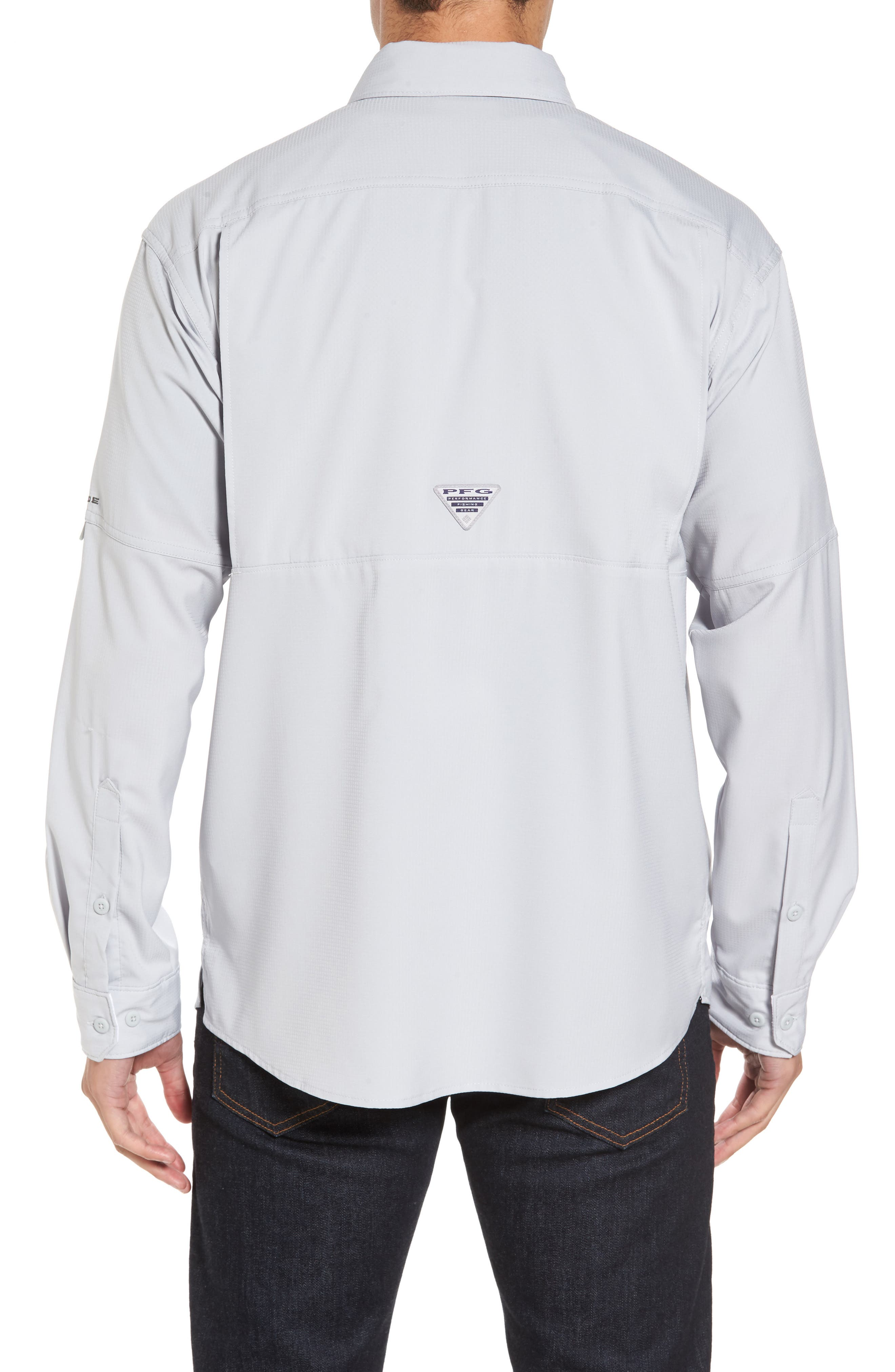 Low Drag Offshore Woven Shirt,                             Alternate thumbnail 12, color,