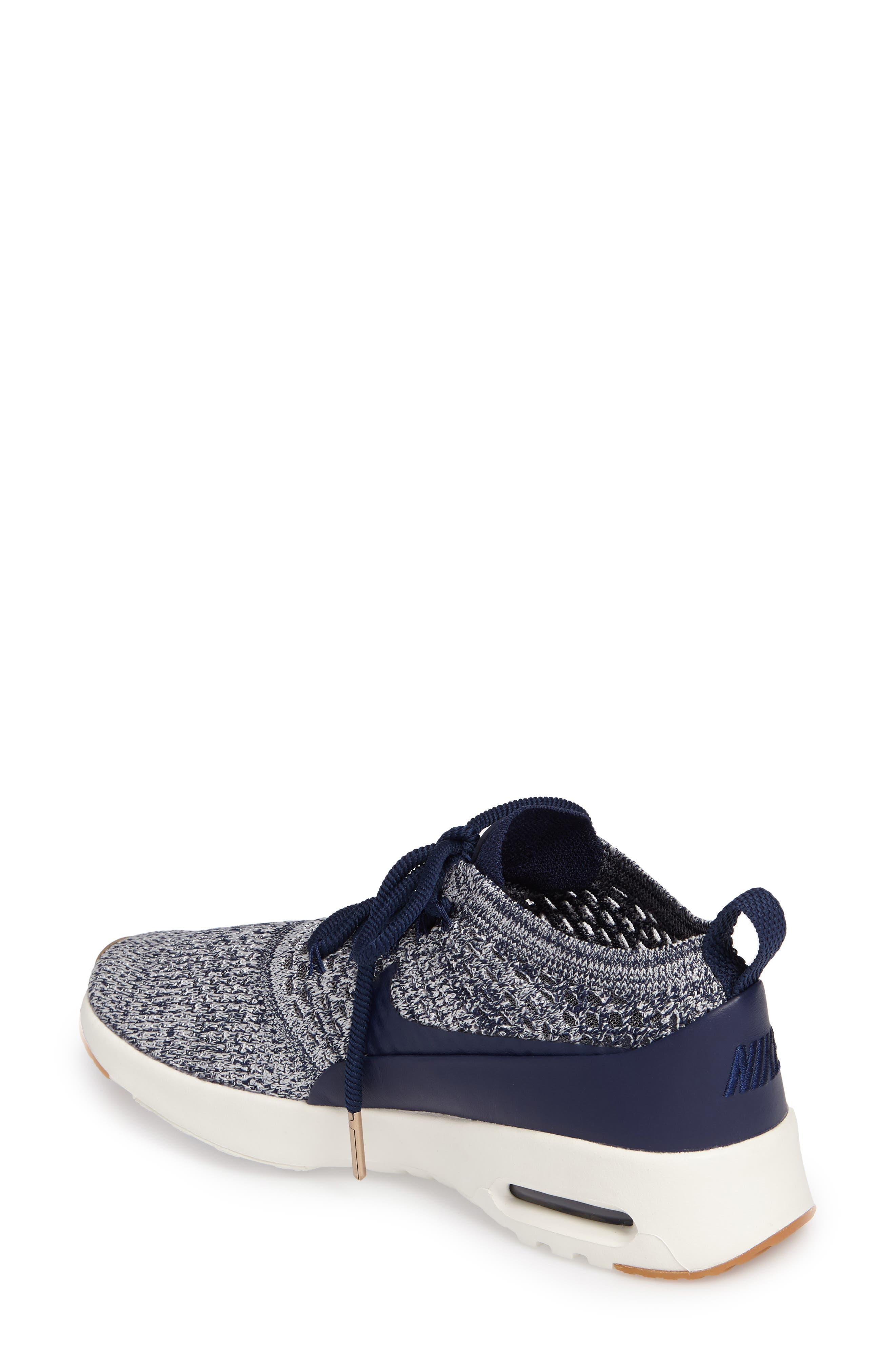 Air Max Thea Ultra Flyknit Sneaker,                             Alternate thumbnail 21, color,