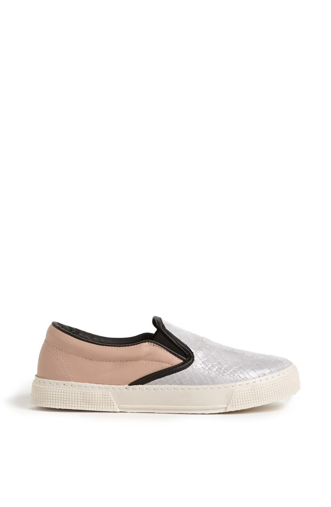 Slip-On Sneaker,                             Alternate thumbnail 6, color,                             050
