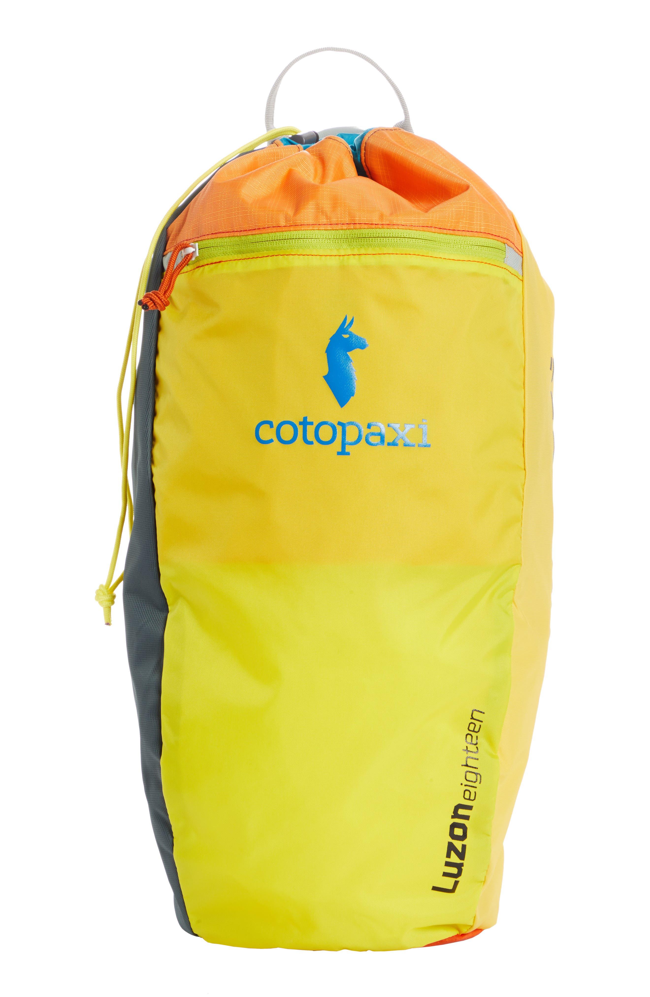 Luzon 18L Daypack, Main, color, DEL DIA