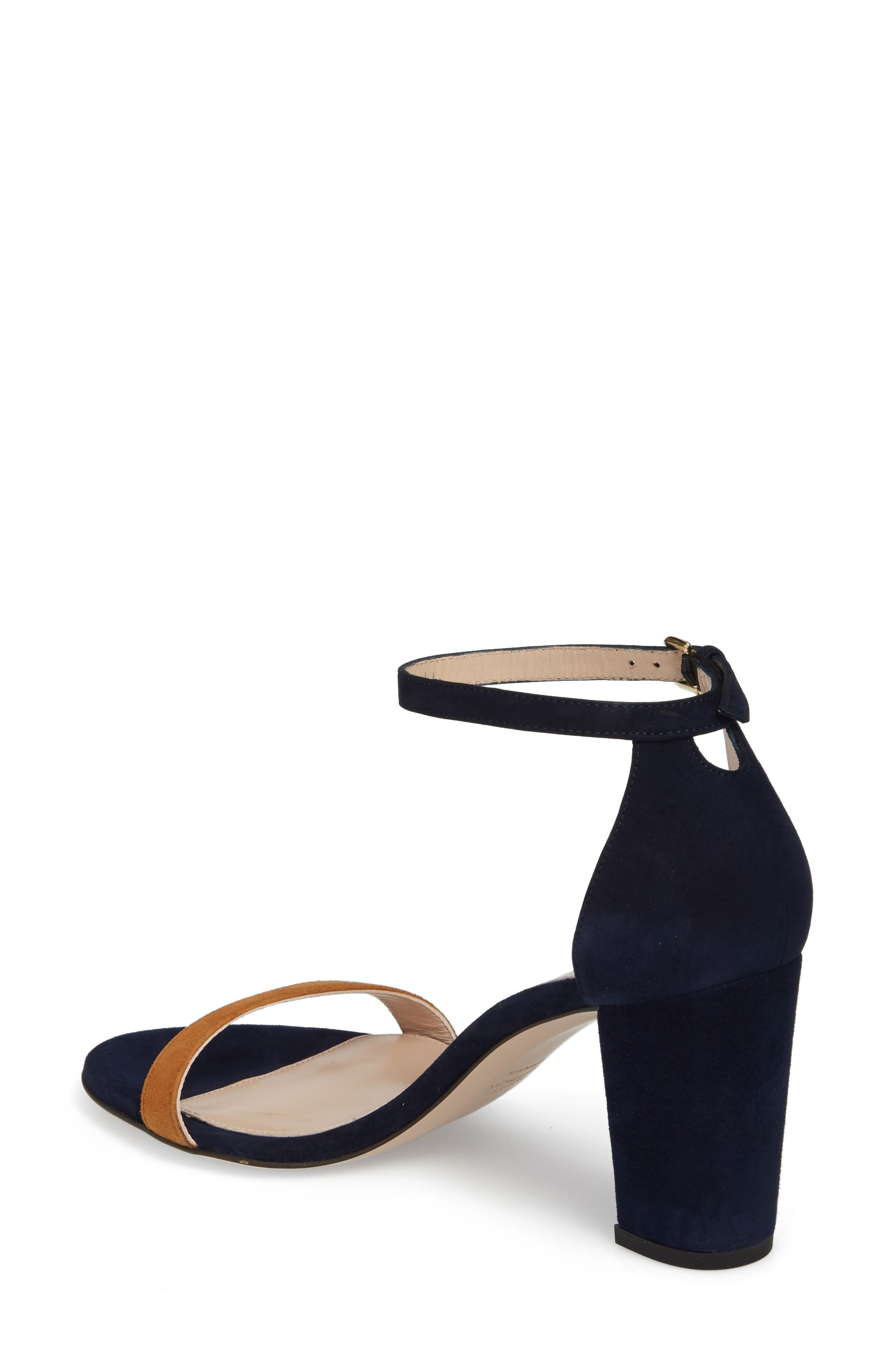 NearlyNude Ankle Strap Sandal,                             Alternate thumbnail 30, color,