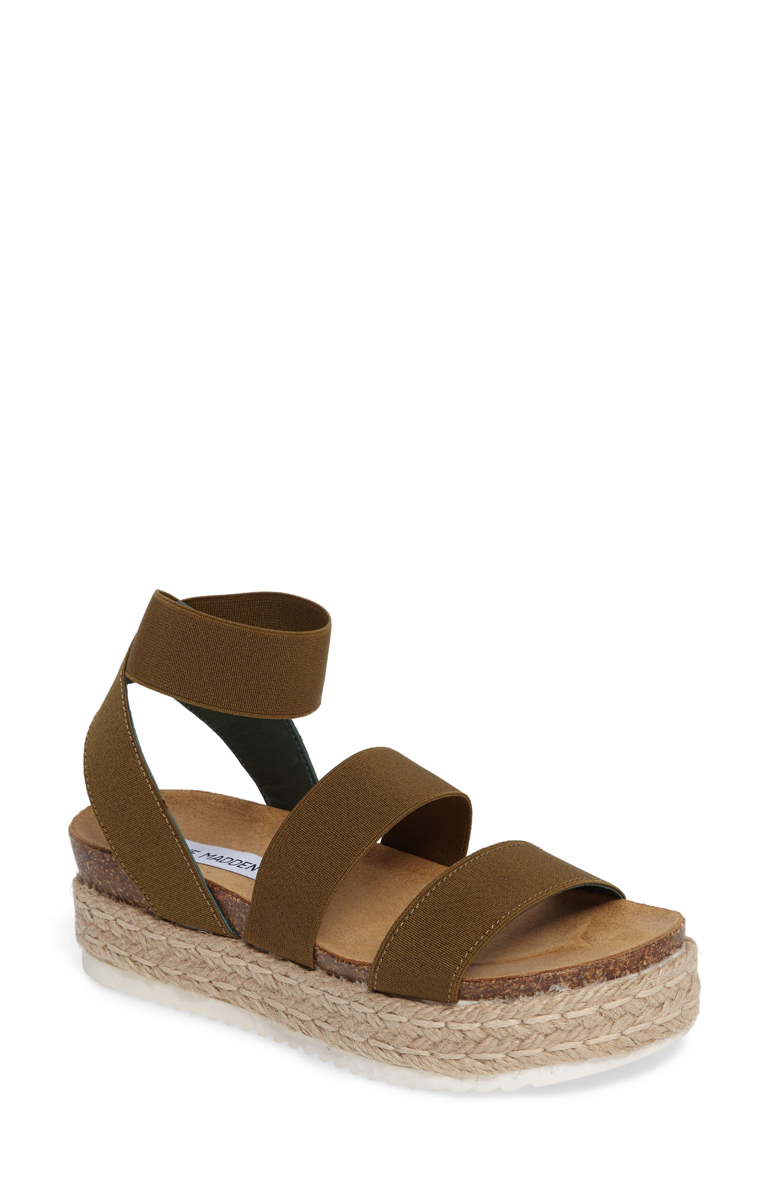Kimmie Flatform Sandal,                             Main thumbnail 3, color,